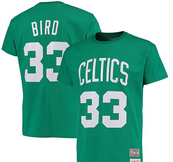 buy online 3111d aaef5 Boston Celtics Gift Guide: 10 must-have Larry Bird items