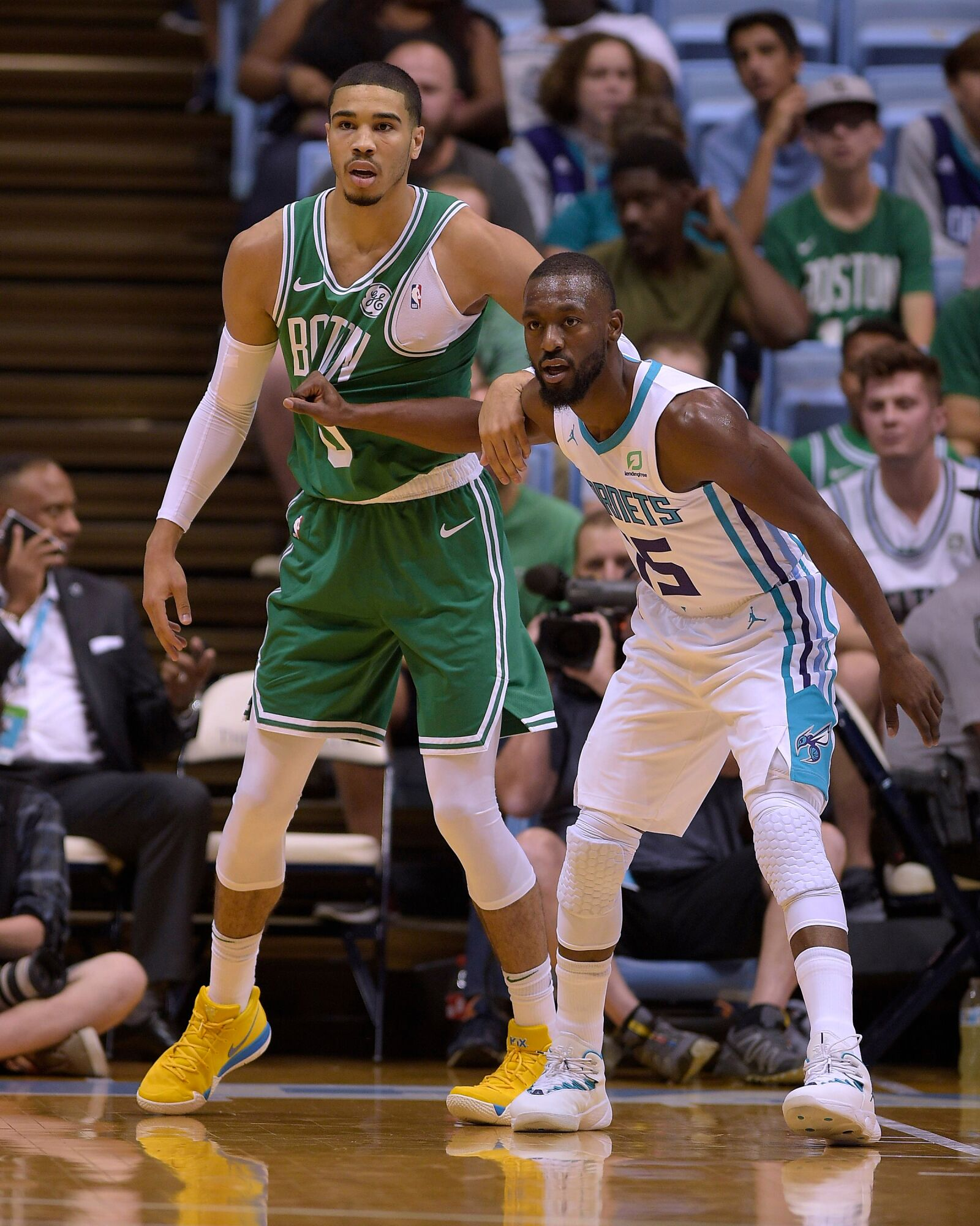 """The Boston Celtics have no """"face of the franchise"""" and that's okay"""