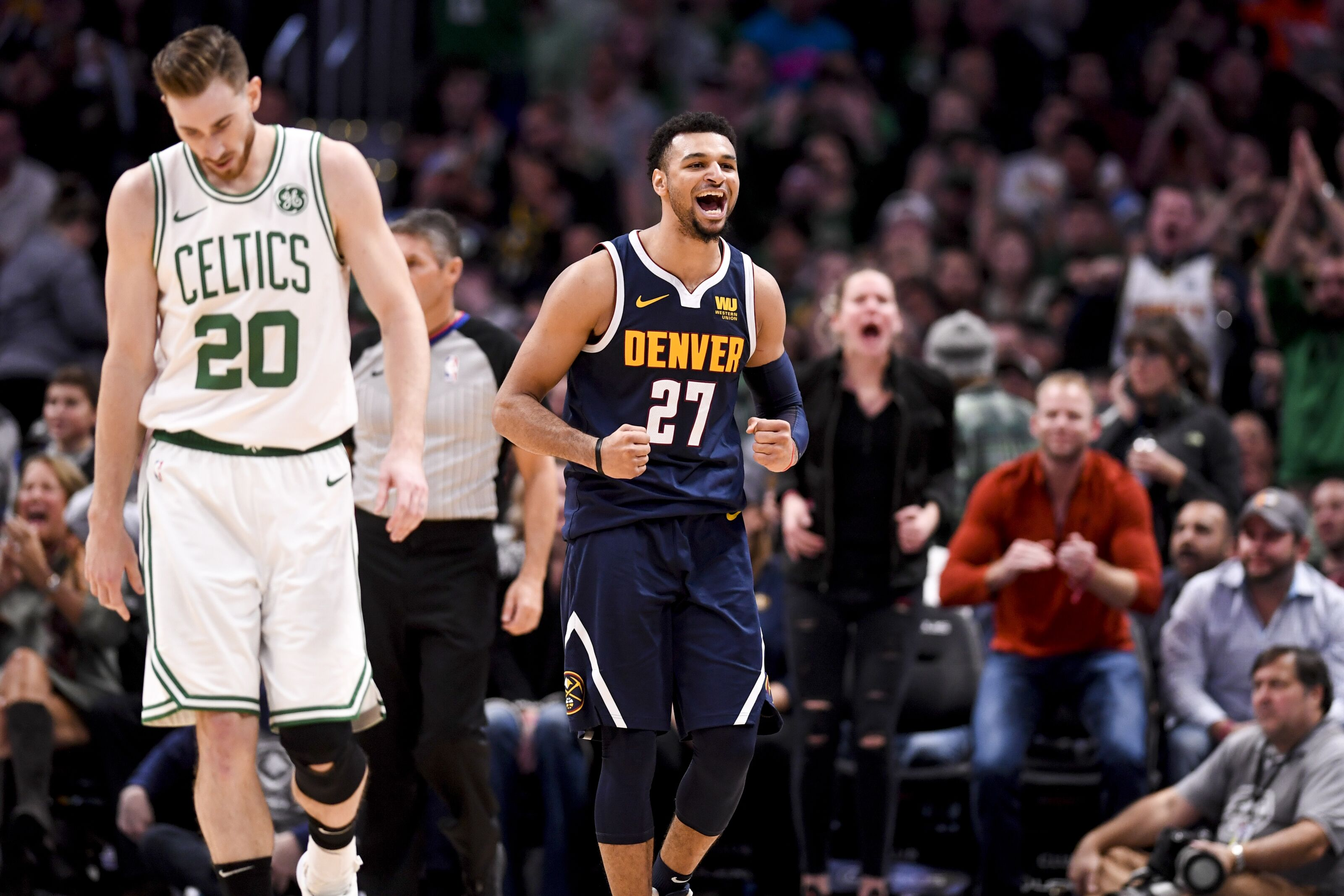 Boston Celtics Get Torched by Jamal Murray for 48 Points ...