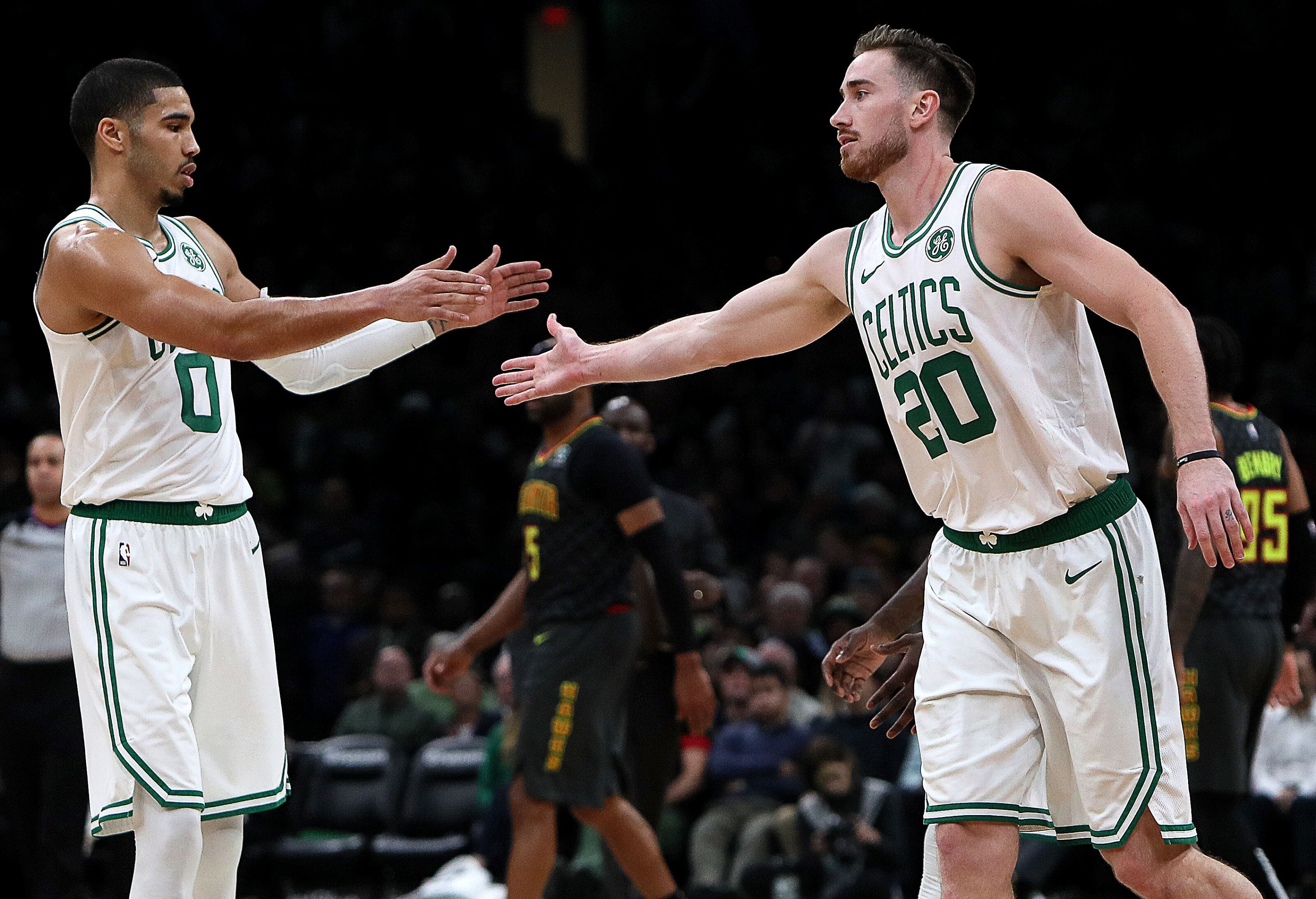 Boston Celtics: Why a healthy Hayward may hinder development