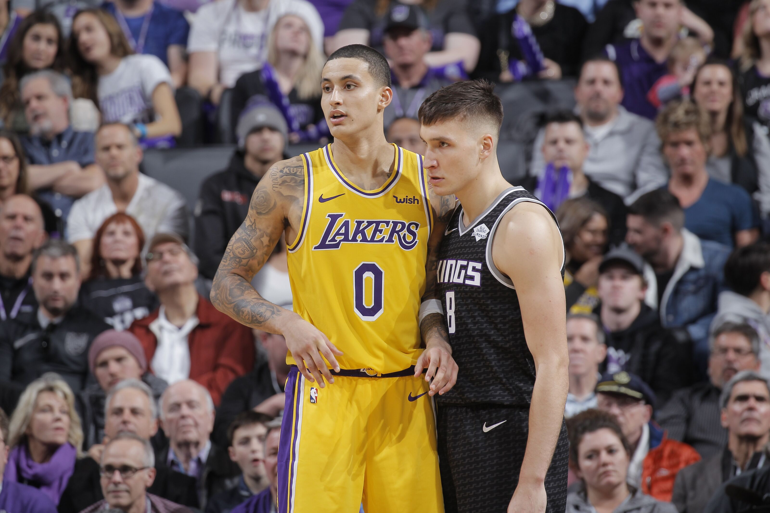 How the Boston Celtics could get involved in Kyle Kuzma trade talks