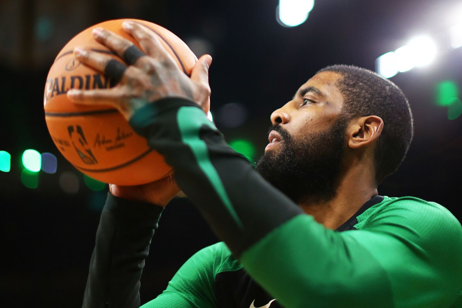 451ac819f Irving leads East guards in second round of All-Star voting