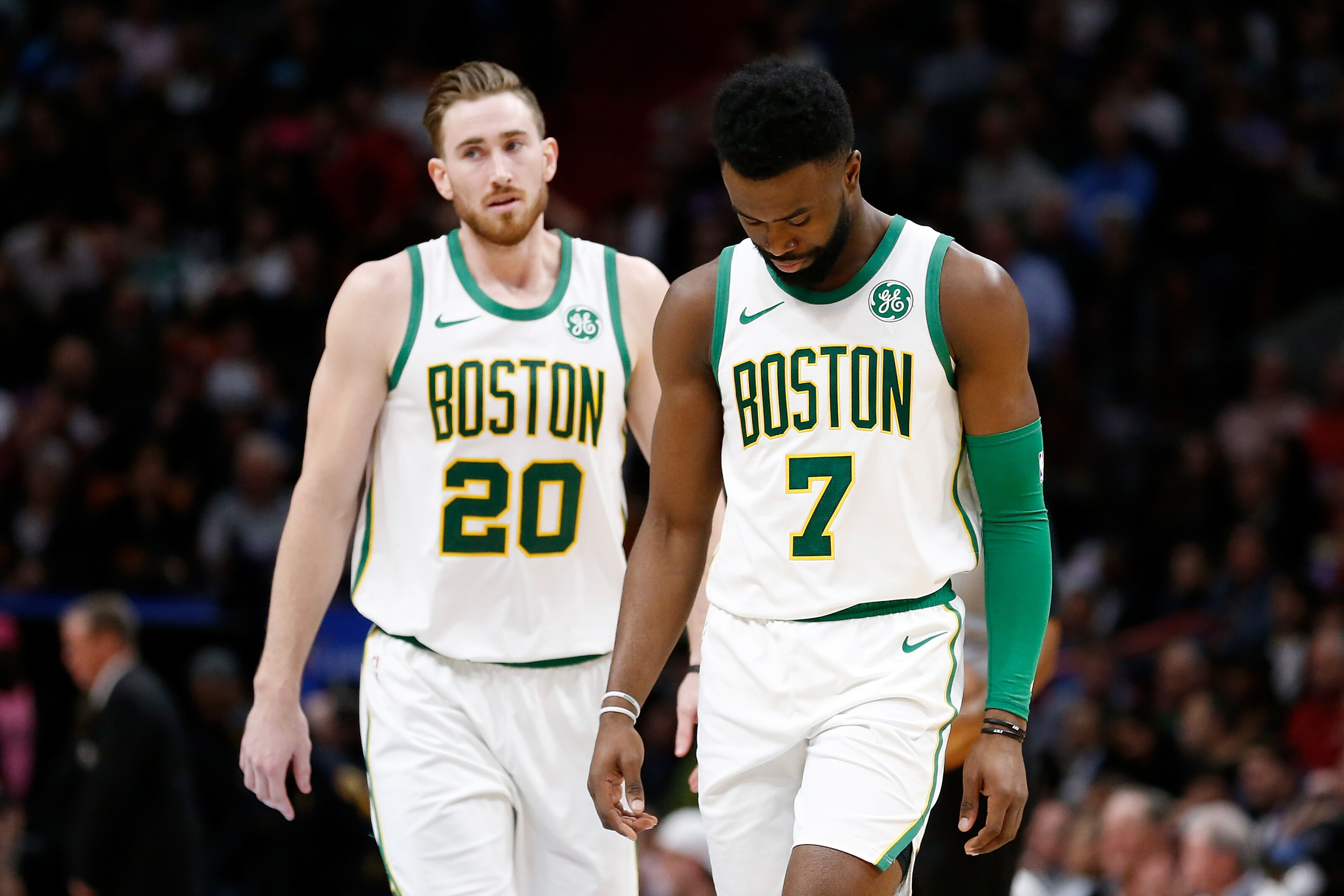 Are the three Boston Celtics already named on Sports Illustrated's top 100 NBA players ranked too low?
