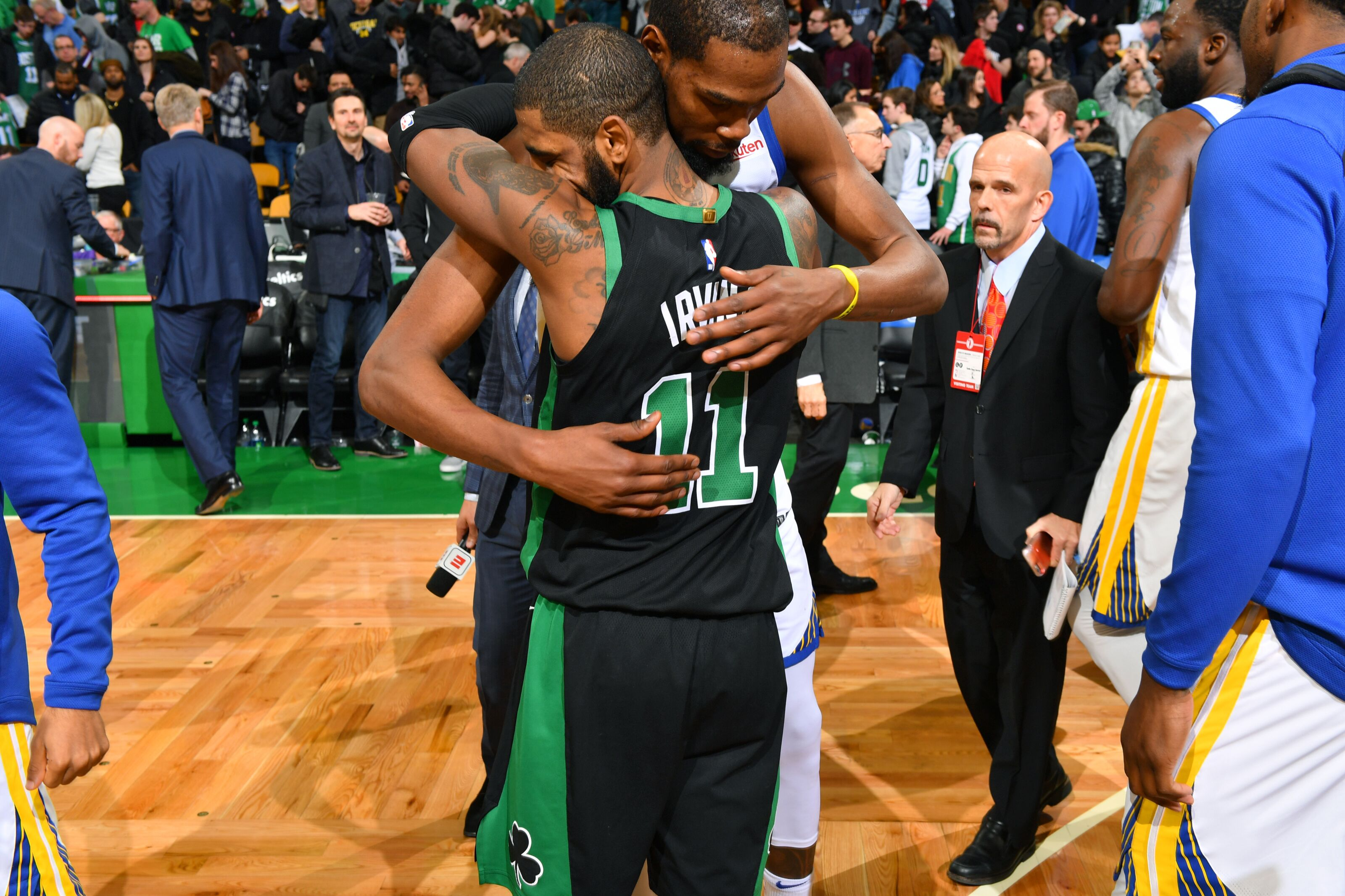 What would a Kevin Durant trade look like for the Boston Celtics?