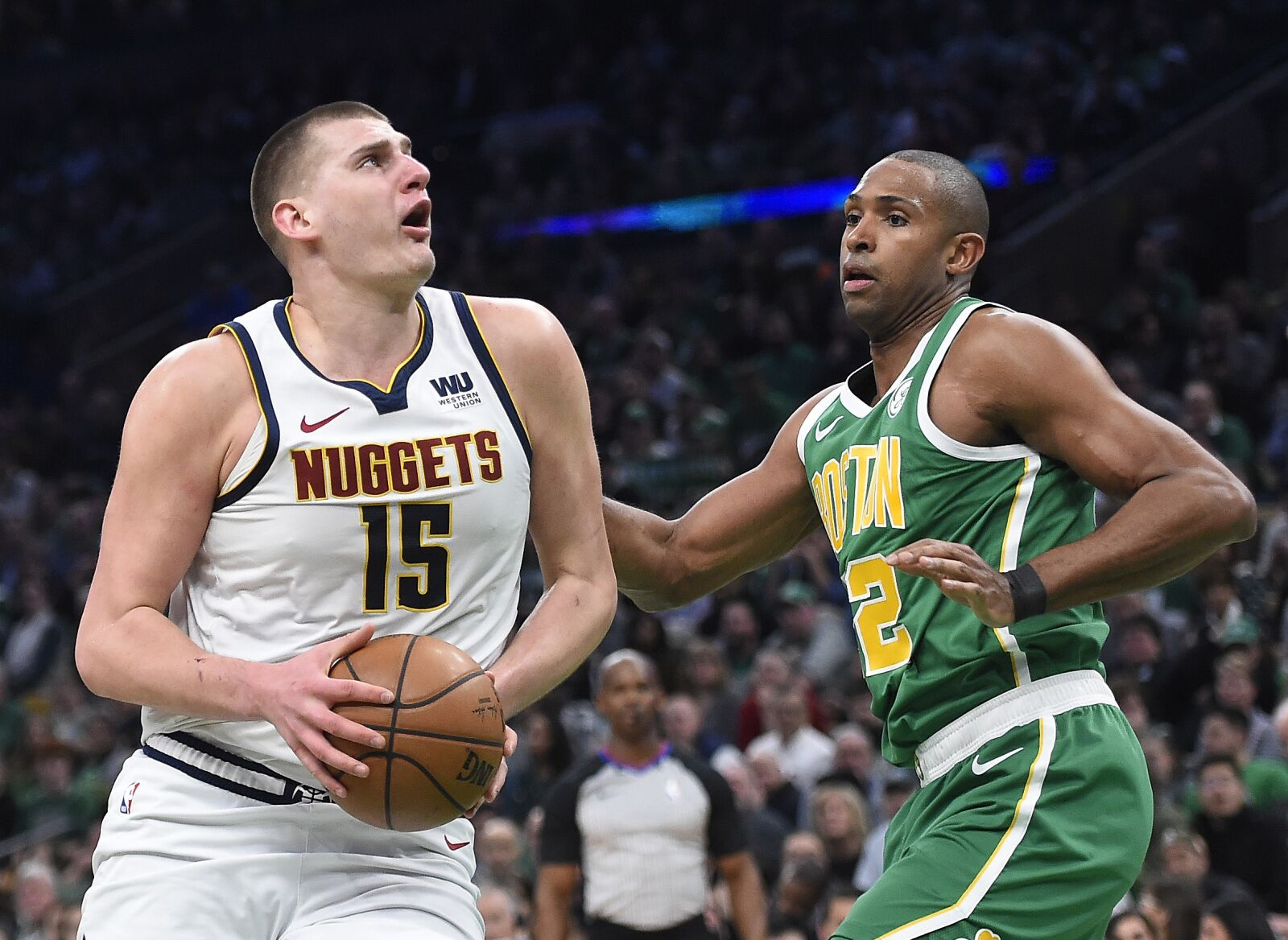 ee8b11a5e17a Takeaways from the Boston Celtics  114-105 loss to Isaiah Thomas and the  Denver Nuggets
