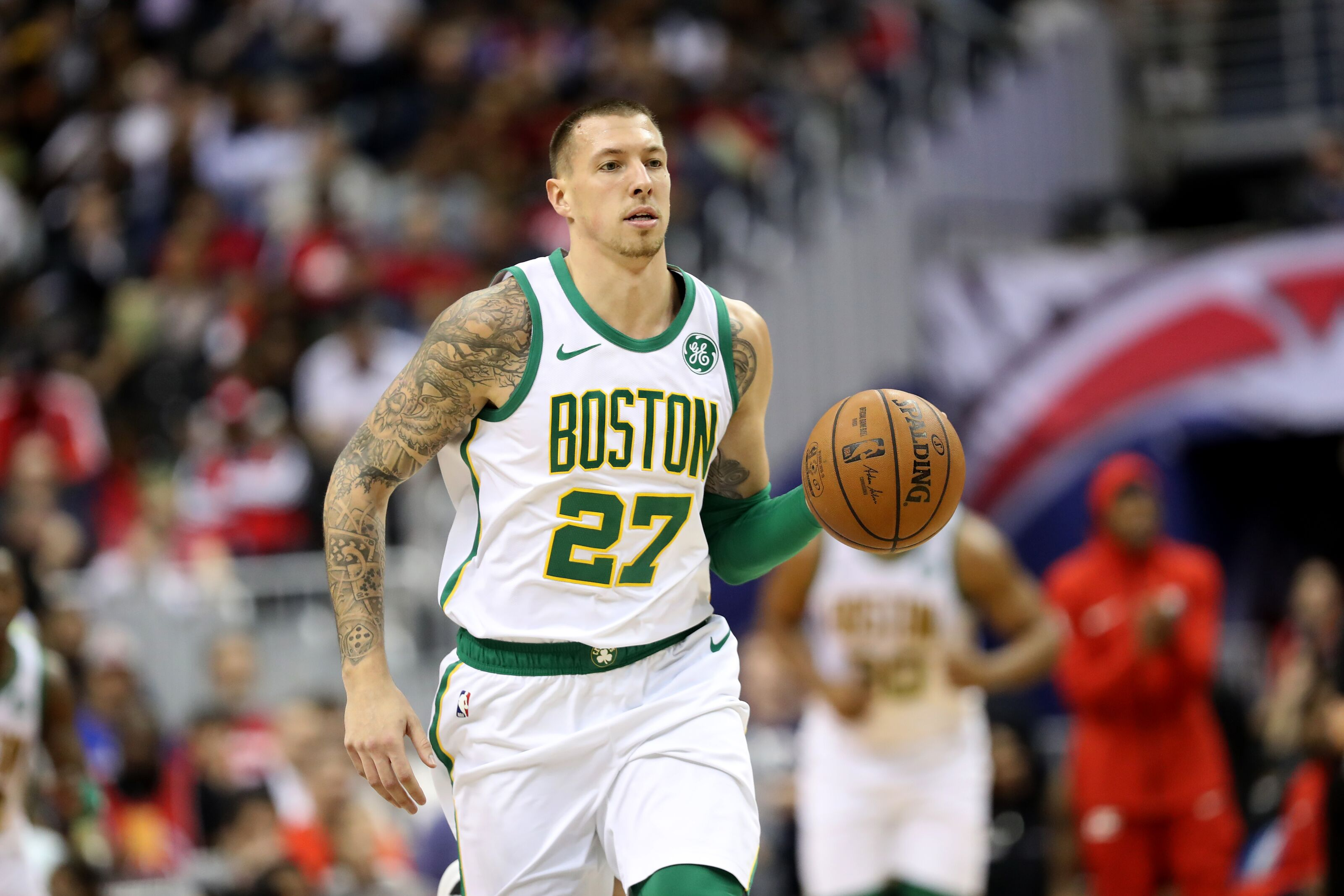 Could Daniel Theis start at center for the Boston Celtics this season?