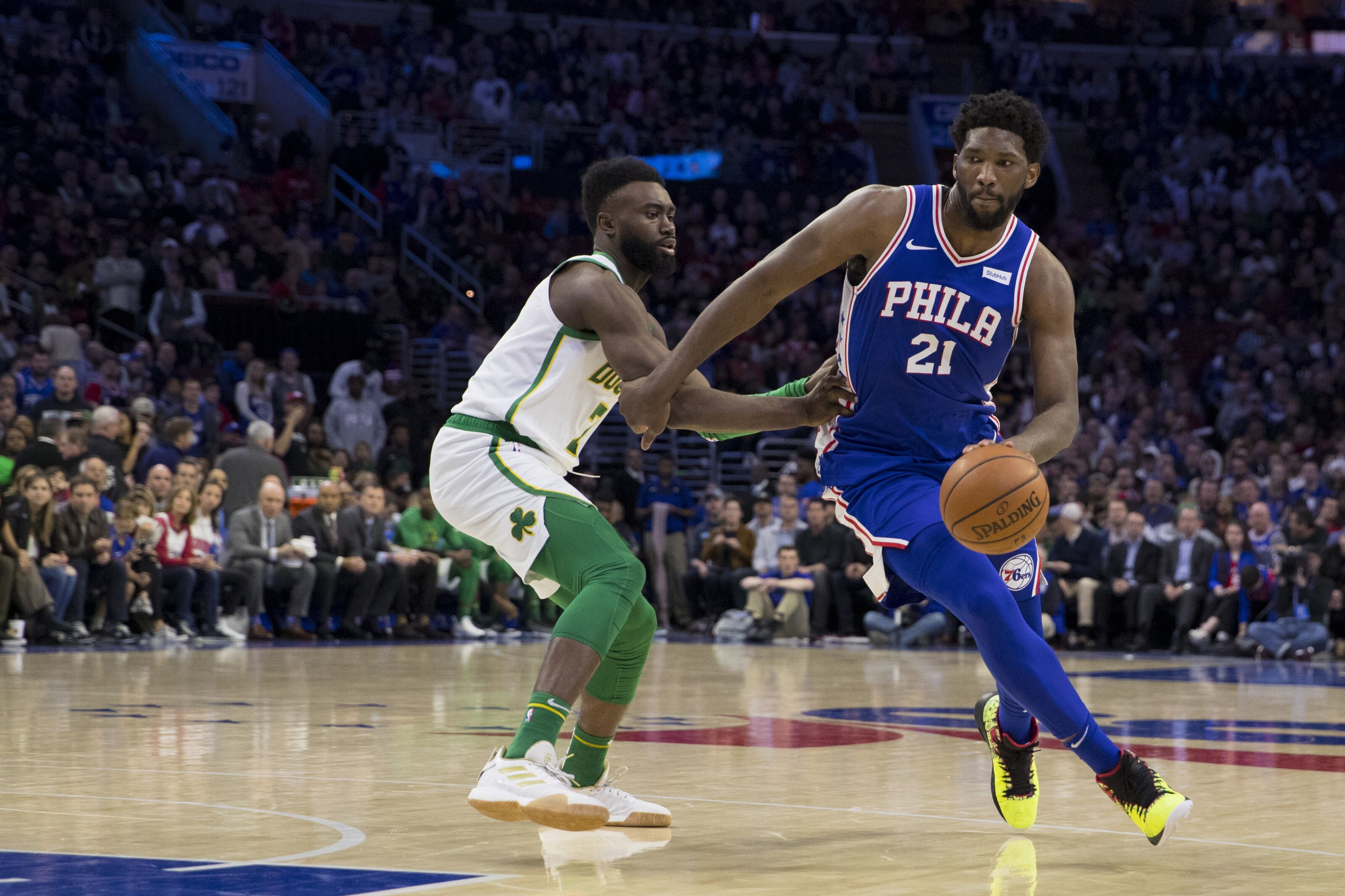 The Boston Celtics will severely struggle against talented big men in 2019