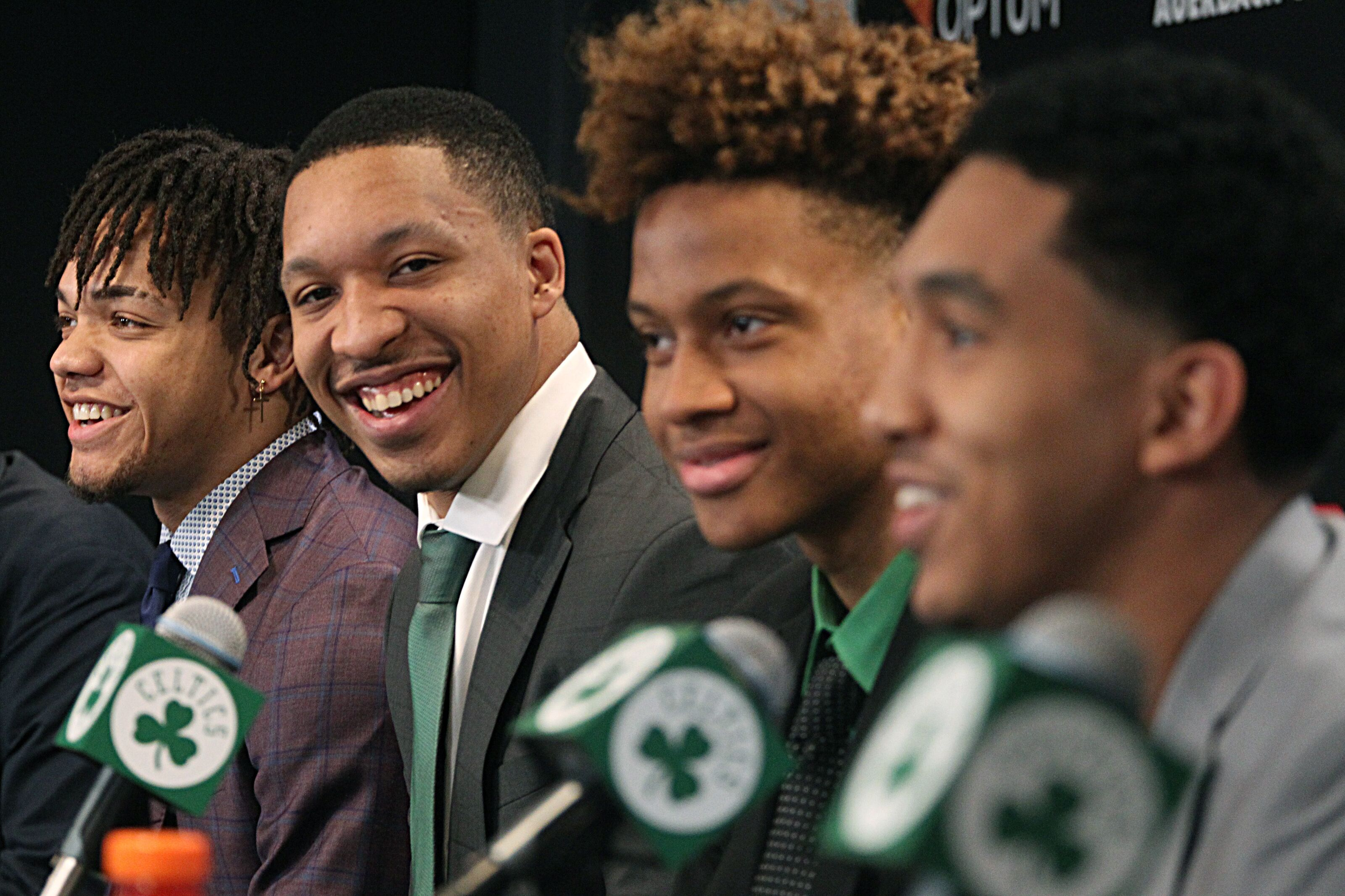 Boston Celtics: Romeo Langford the odd man out amongst team's rookies
