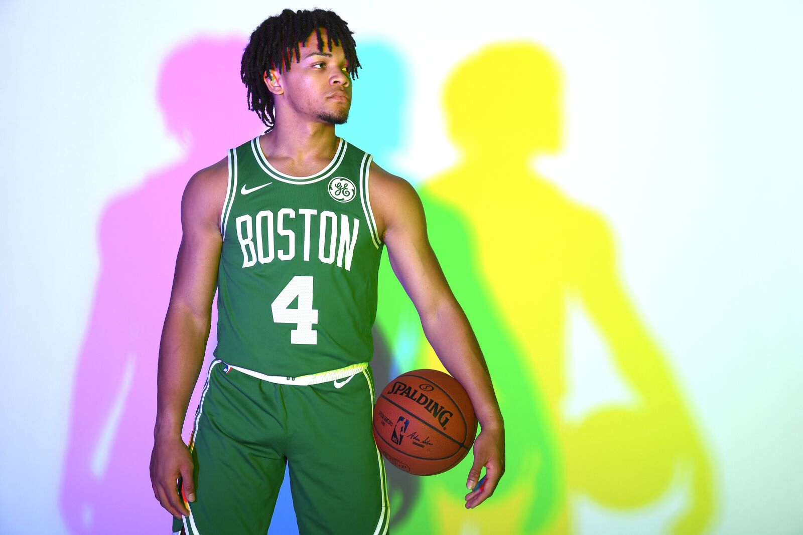Boston Celtics rookie Carsen Edwards making his biggest impact off the court