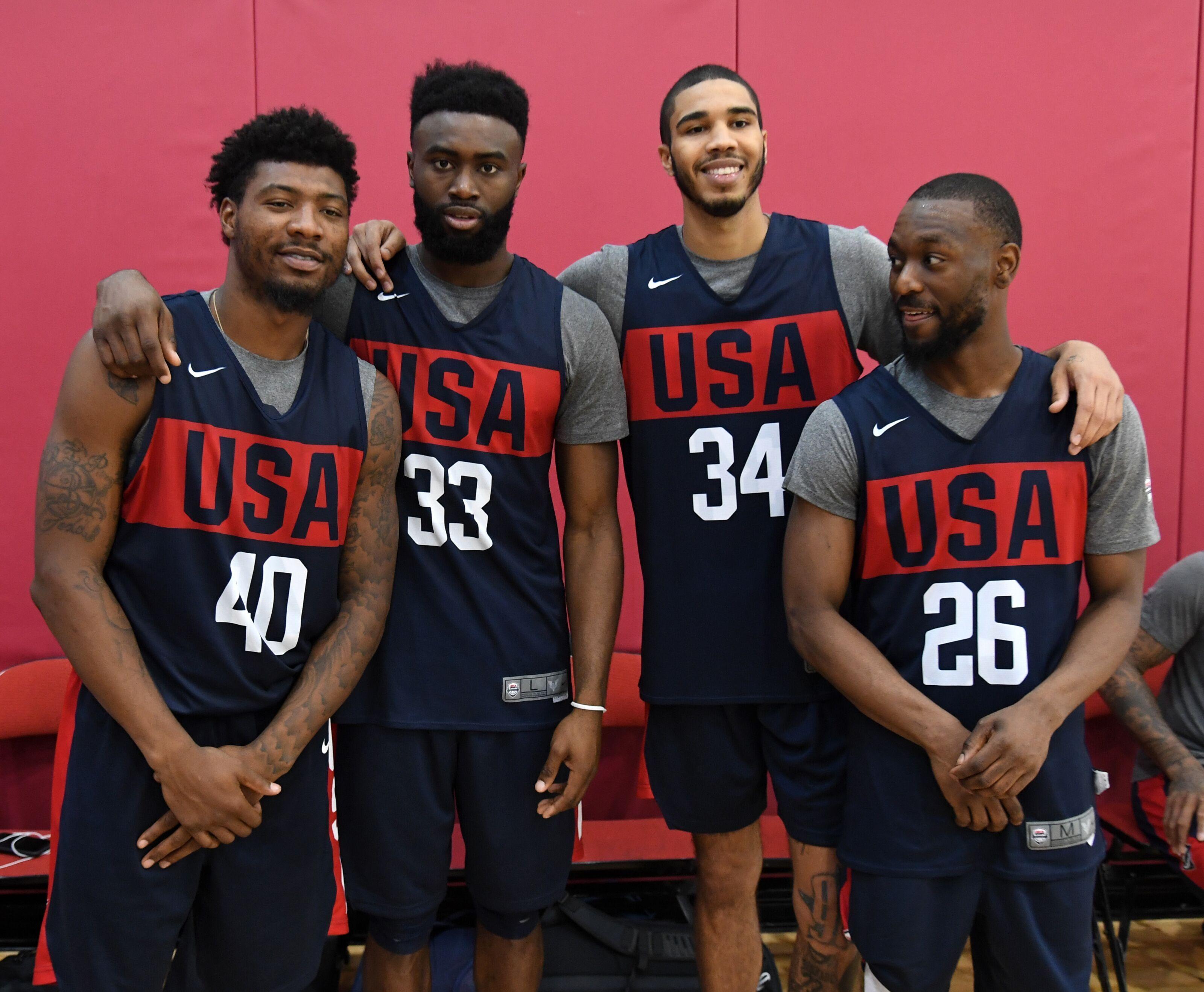 "Unveiling the 2019-20 Boston Celtics ""death lineup"""