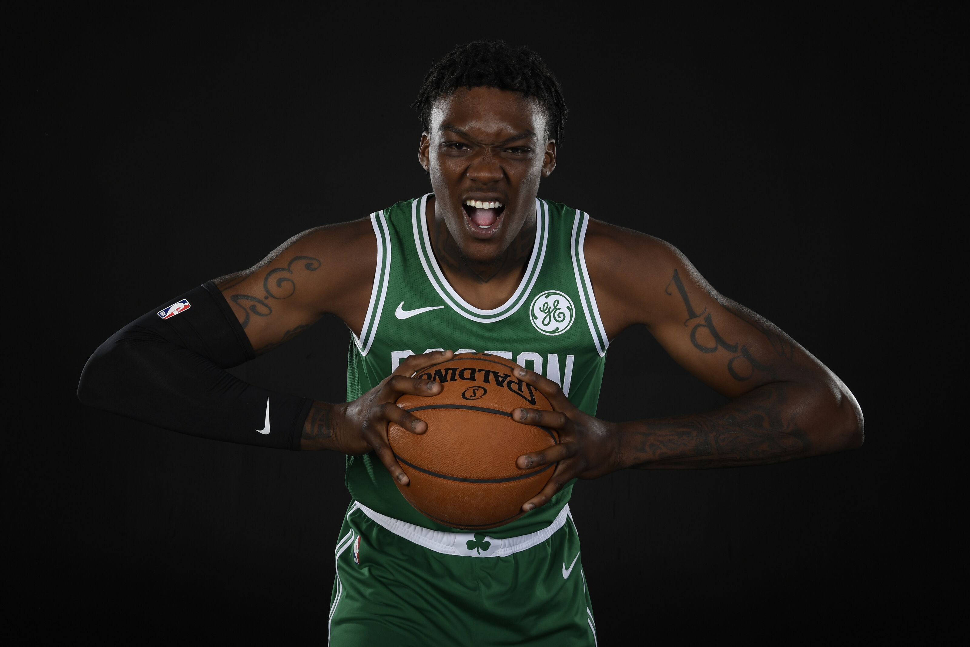 Boston Celtics: Robert Williams gearing up for 'Most Improved Player' in 2019-20
