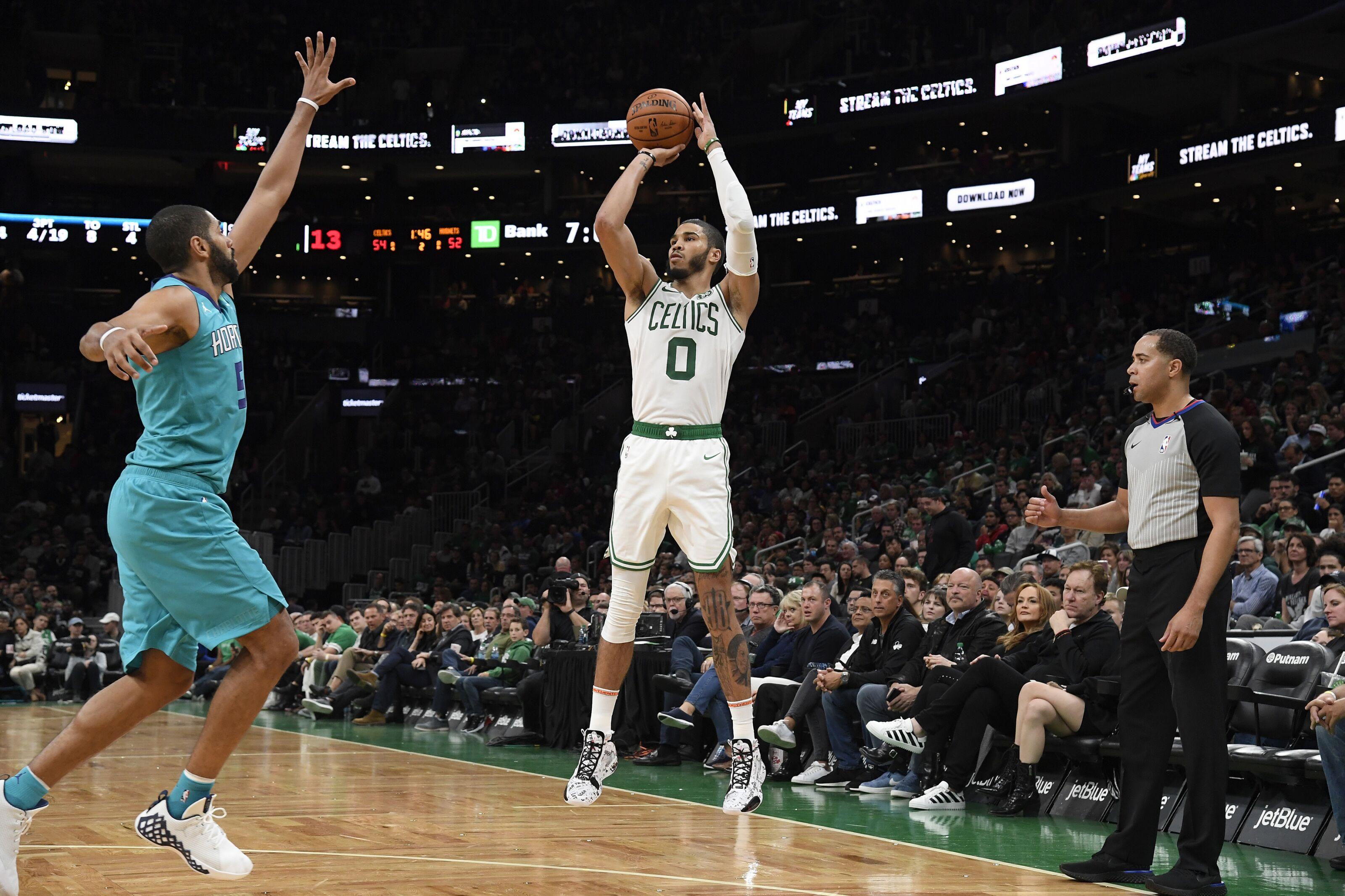 "Boston Celtics: Jayson Tatum, Kyrie Irving and the great ""Kobe Brain"" lie — a deeper look"