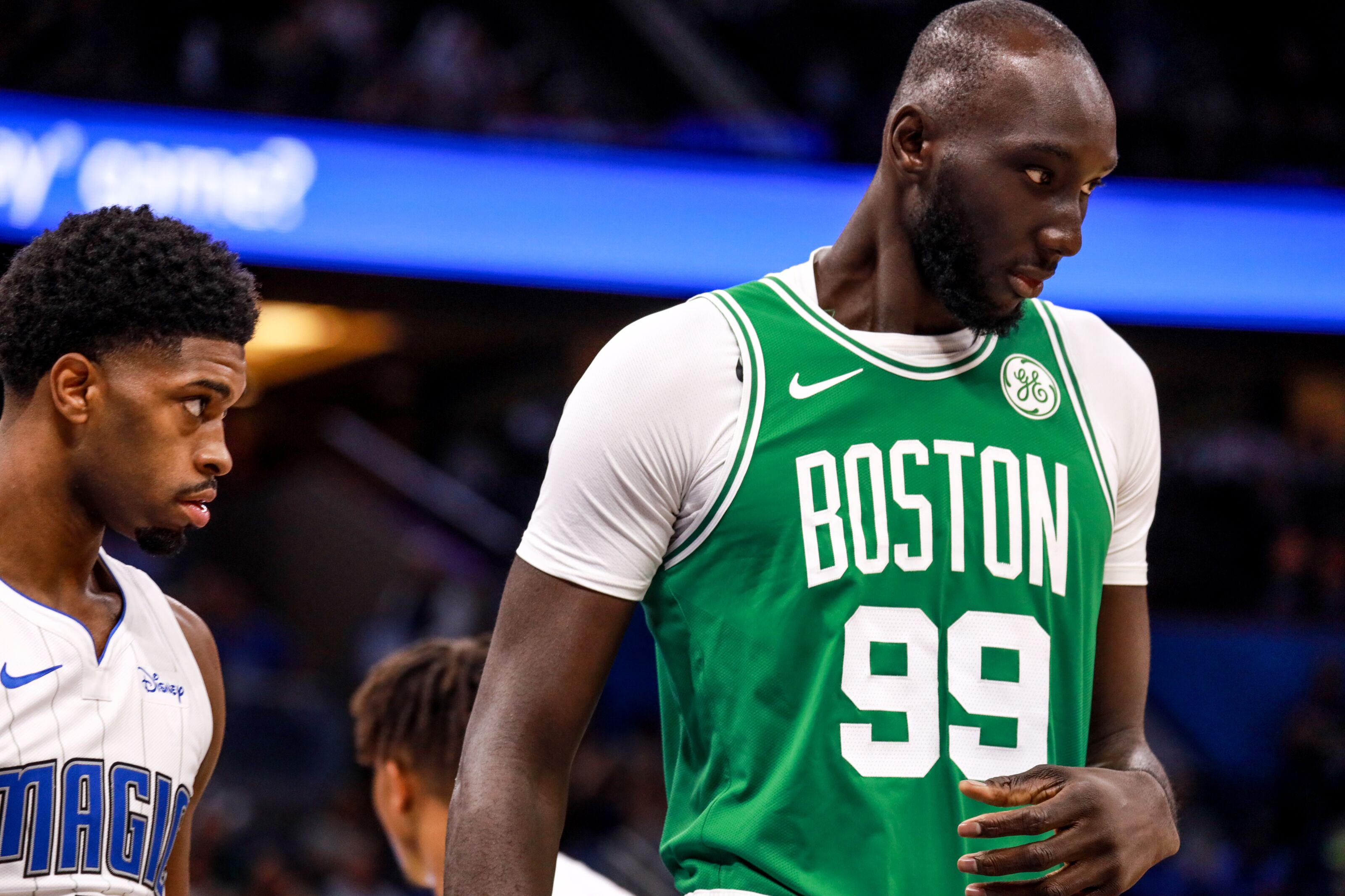 What Tacko Fall's two-way contract means for the Boston Celtics roster