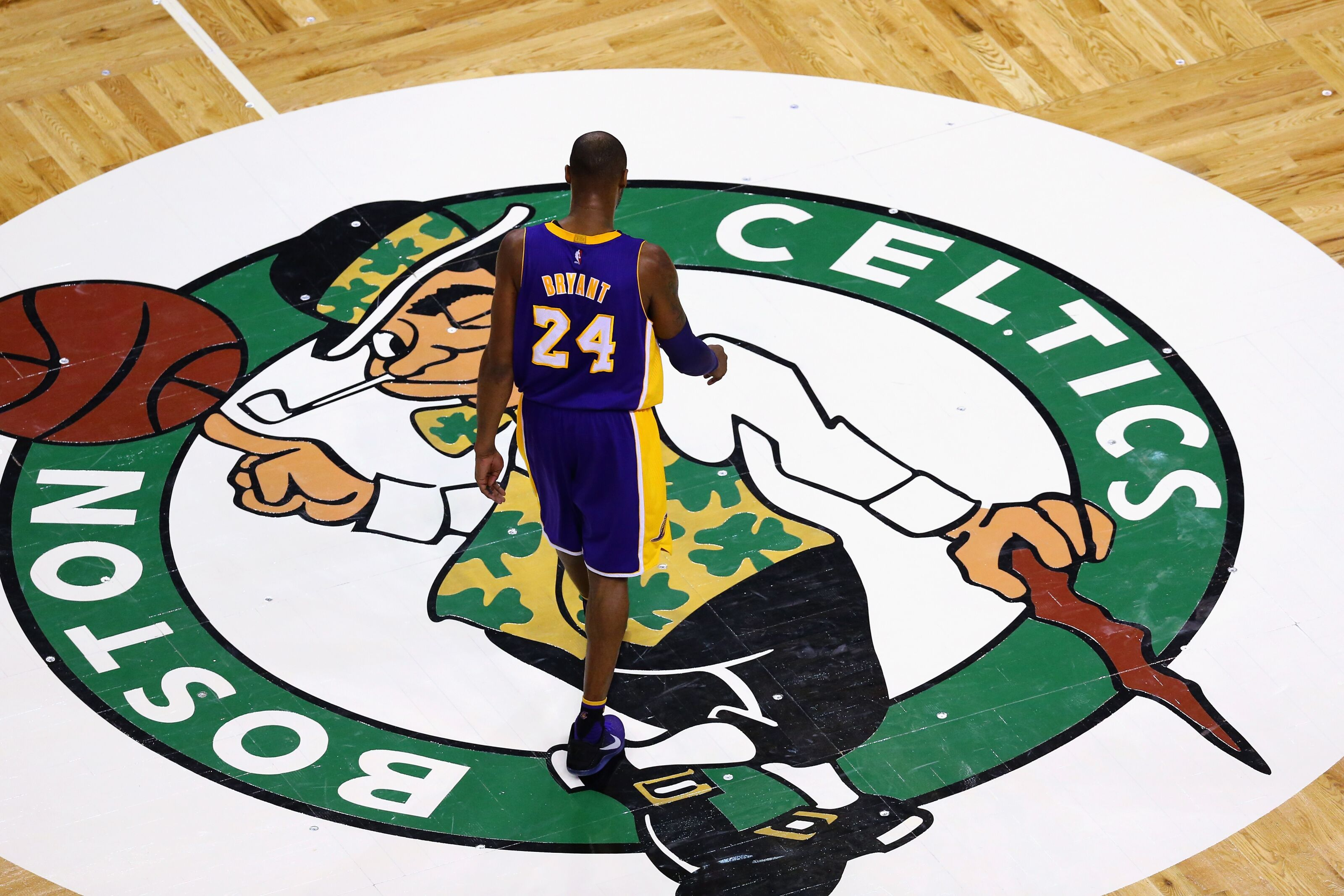 Forever a hero, even to the enemy: A Celtics tribute to the career and life of Kobe Bryant