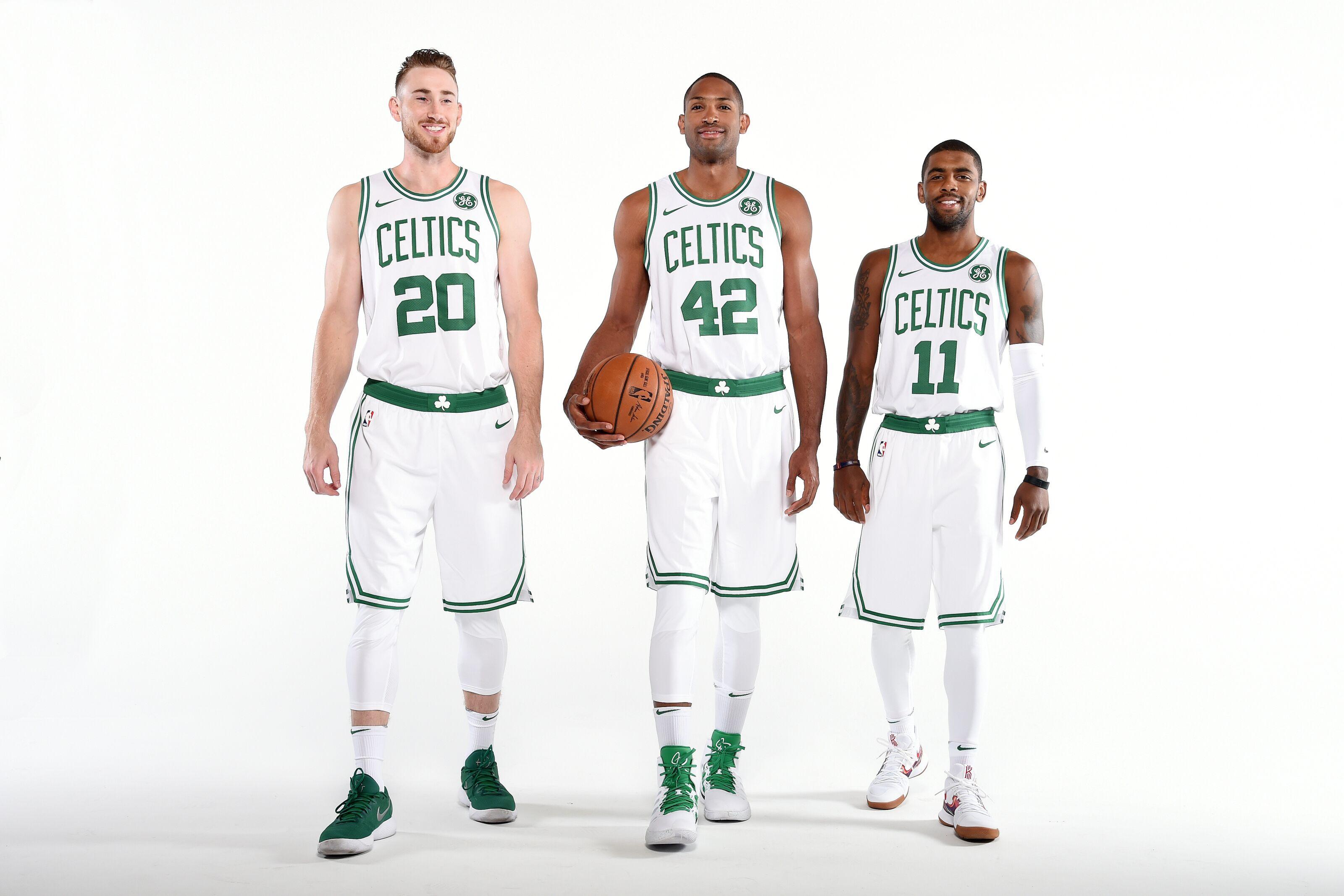 best website 1f270 a415e Boston Celtics: Can Al Horford, Brad Stevens win an NBA ...