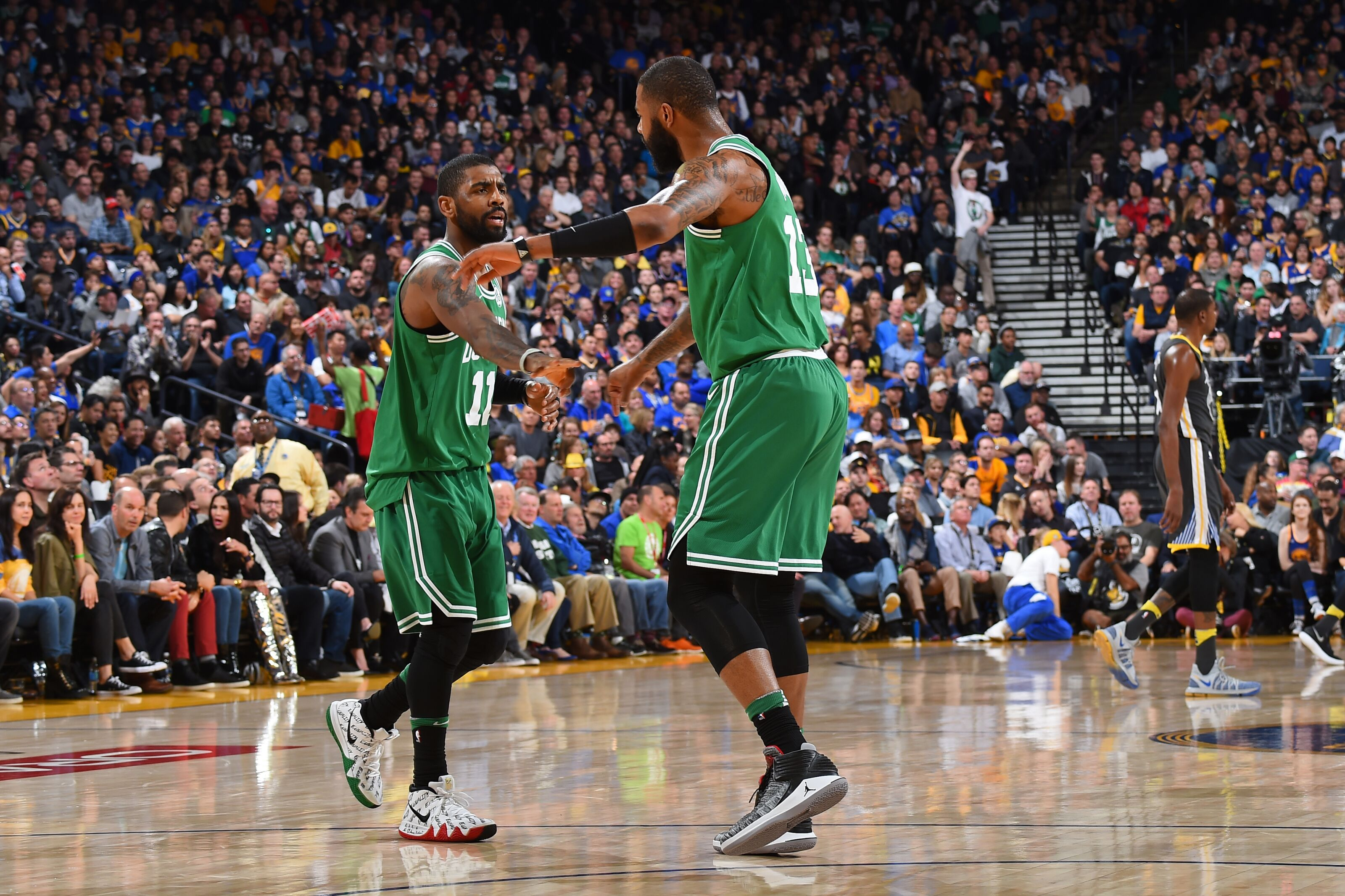 d428cadc008c Could the Boston Celtics Compete with the Warriors in the NBA Finals