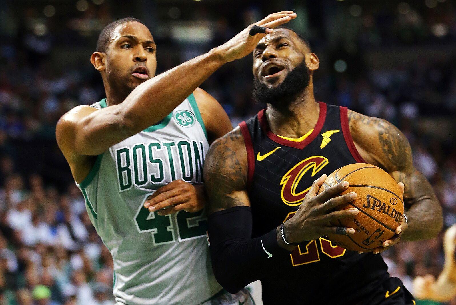 Boston Celtics: 5 Options to try against LeBron James