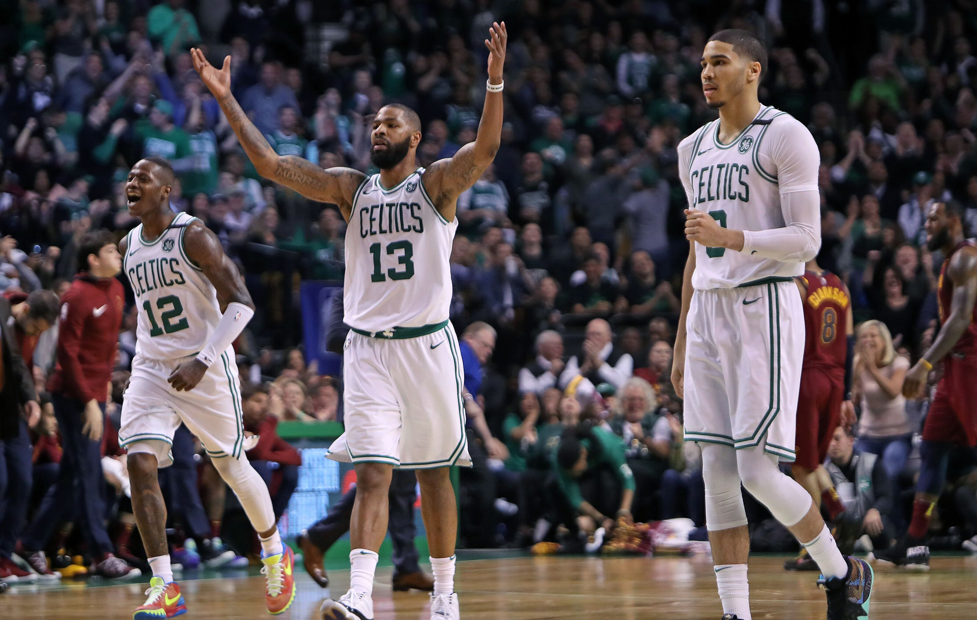 ece5856309d0 Boston Celtics have to expect great response from LeBron James