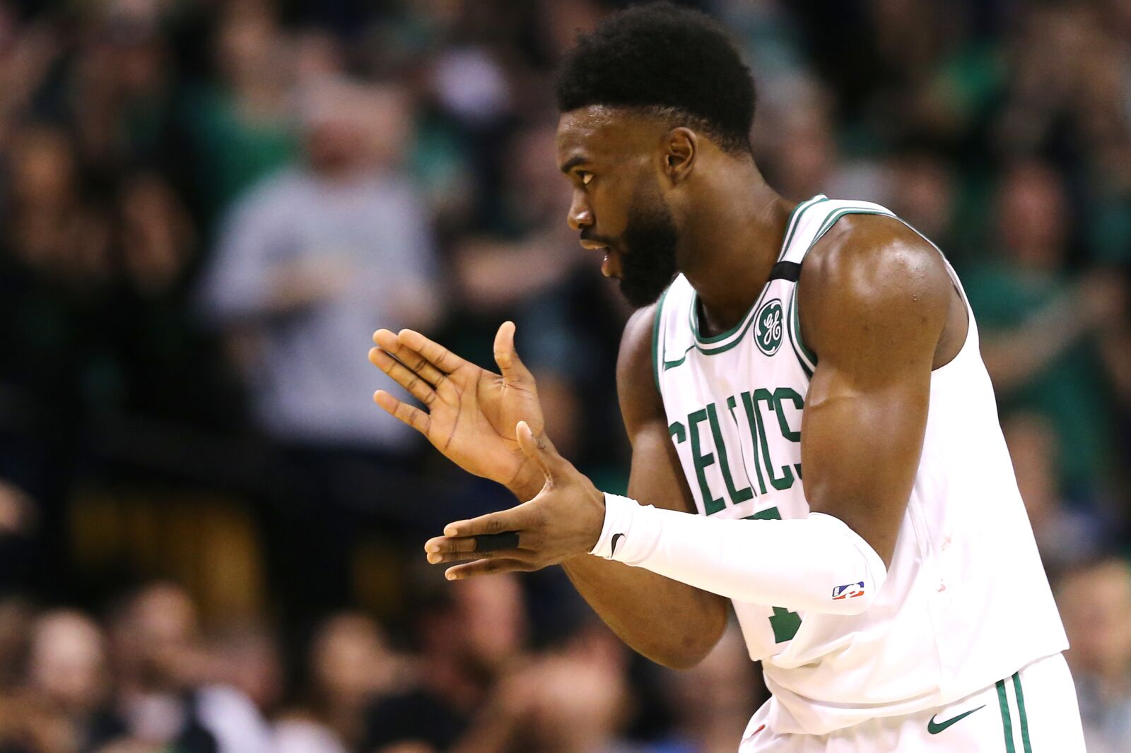 7fe7aadd3 Boston Celtics  Jaylen Brown Will Get Past Early-Season Struggles