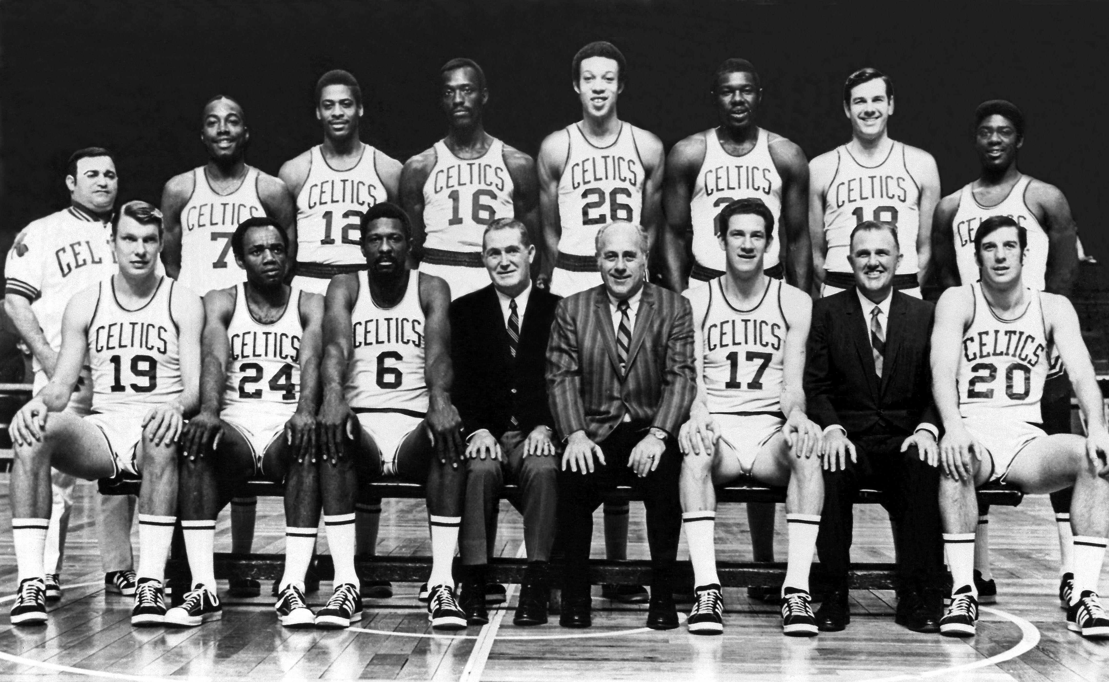 a66f37f5fba Boston Celtics: Top 30 all-time greatest players in Celtics history