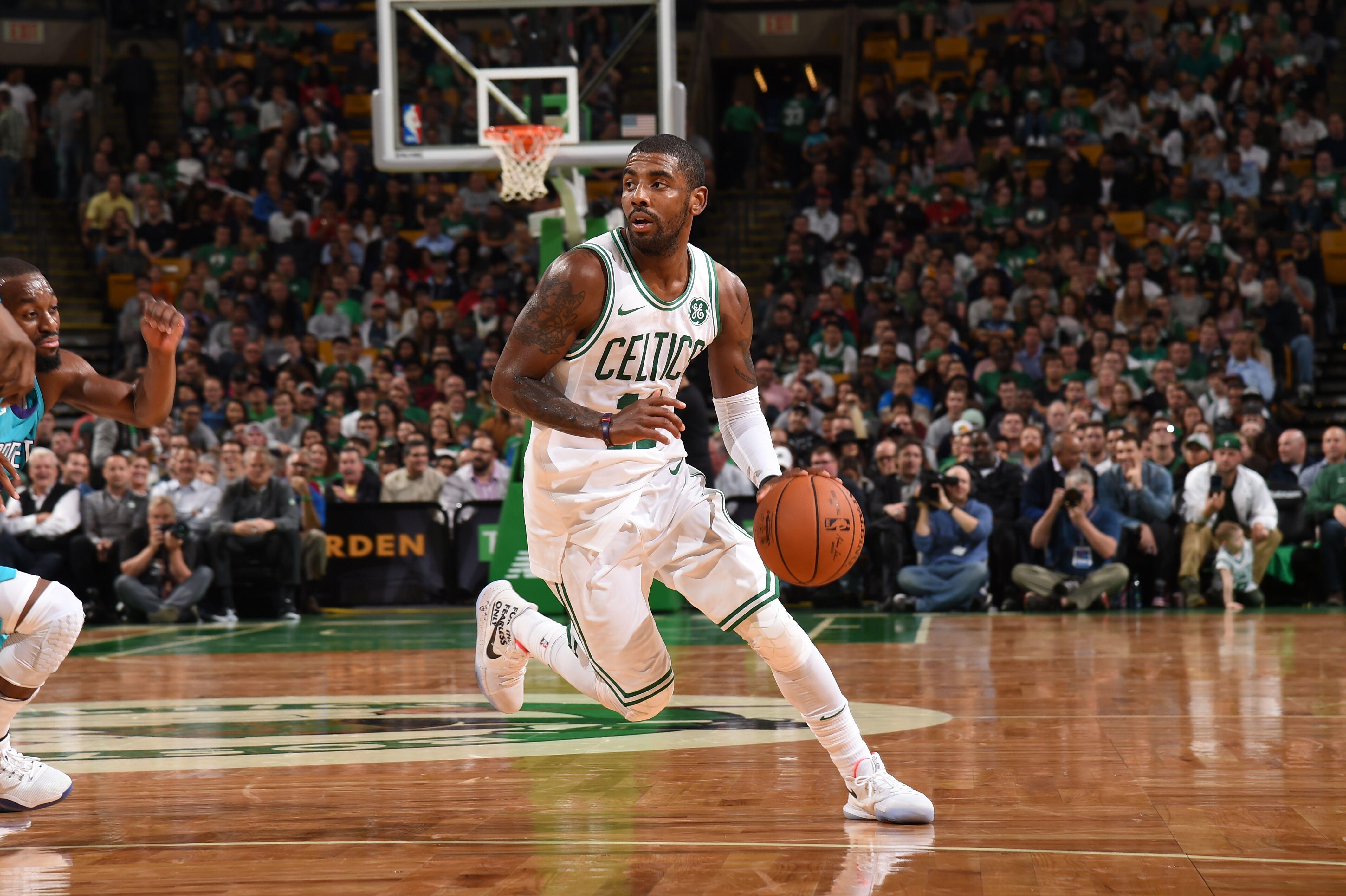 Boston Celtics Kyrie Irving 2019 Wall Calendar - Buy at ...