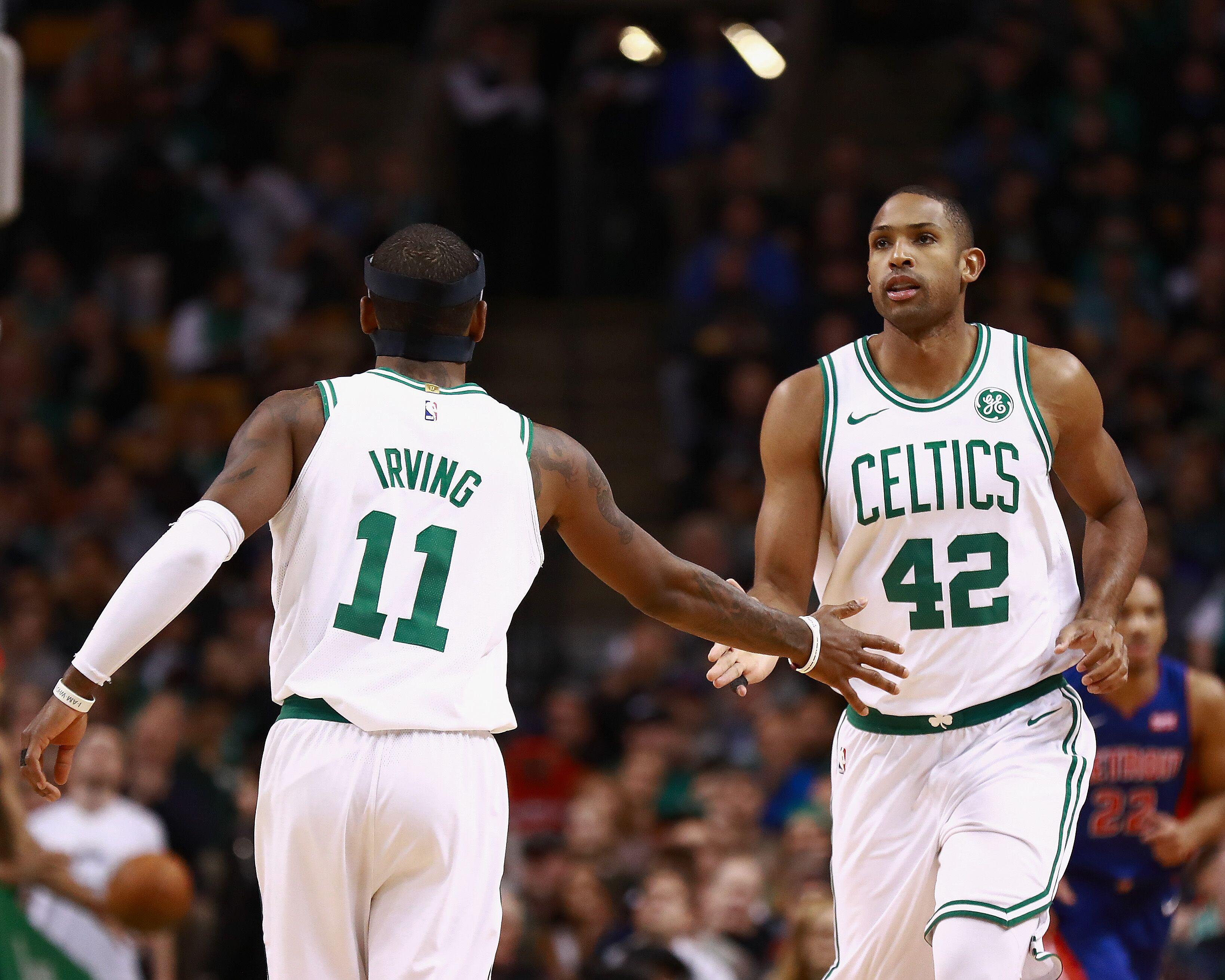 376b10bc258b Boston Celtics MVP  Al Horford or Kyrie Irving
