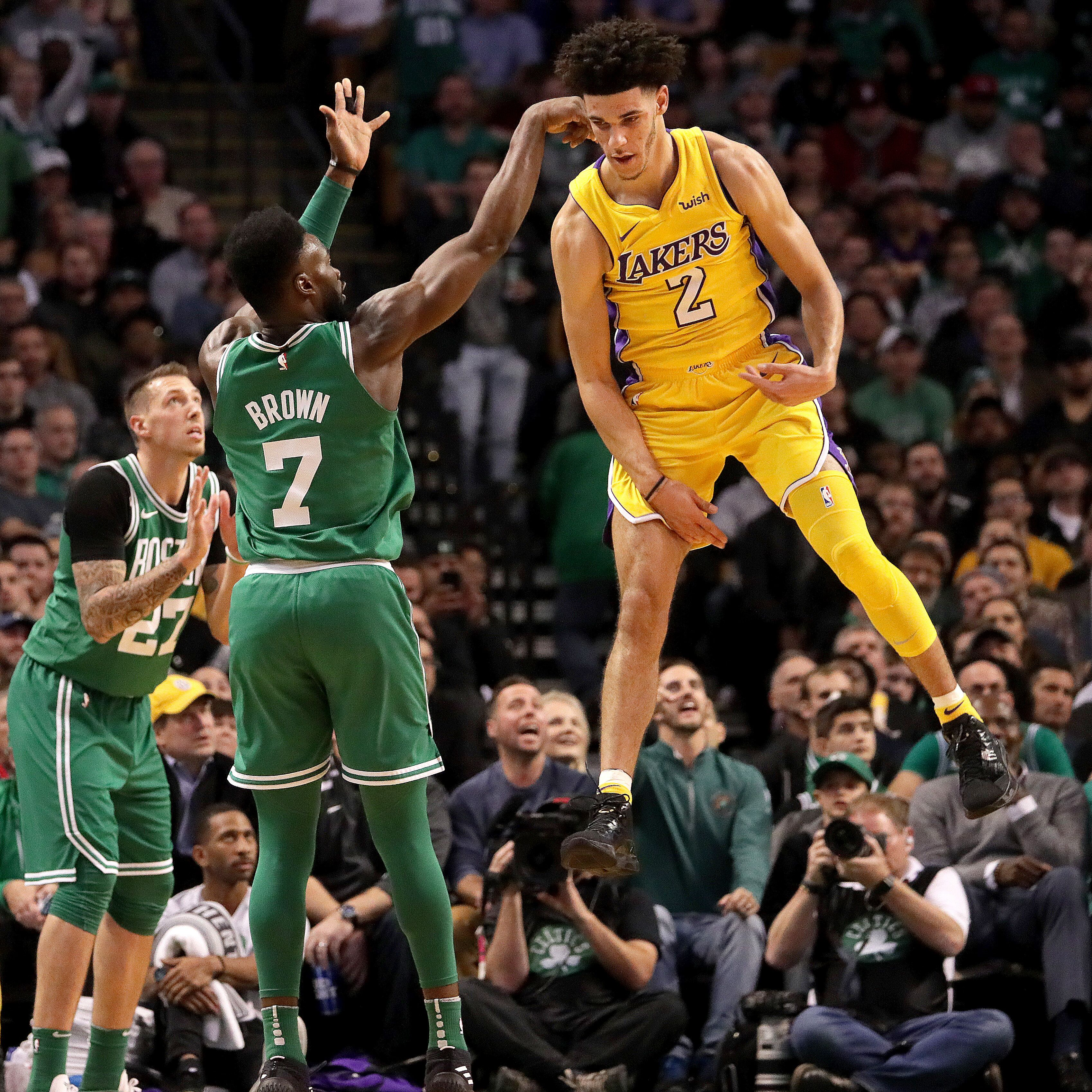 Los Angeles Lakers: The Latest Boston Celtics News