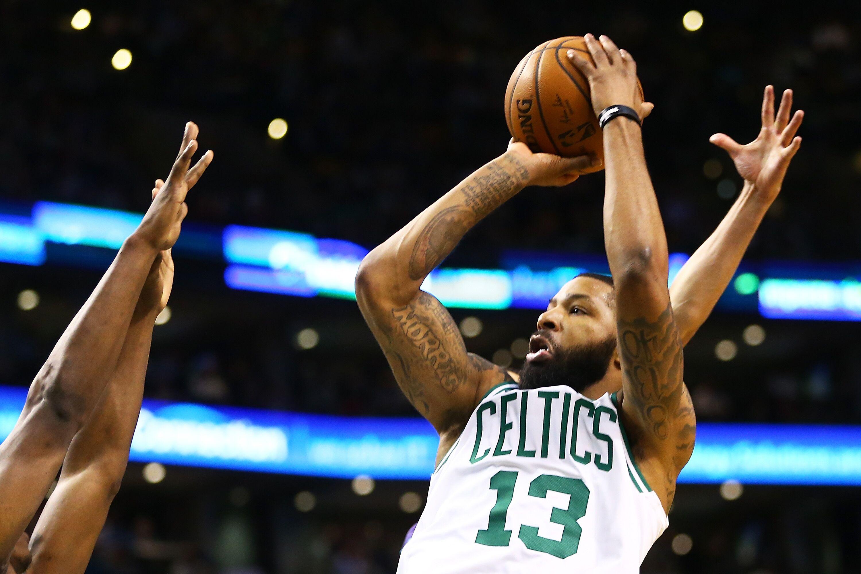 Celtics Vs Kings Image: Boston Celtics: Marcus Morris Out Vs Kings