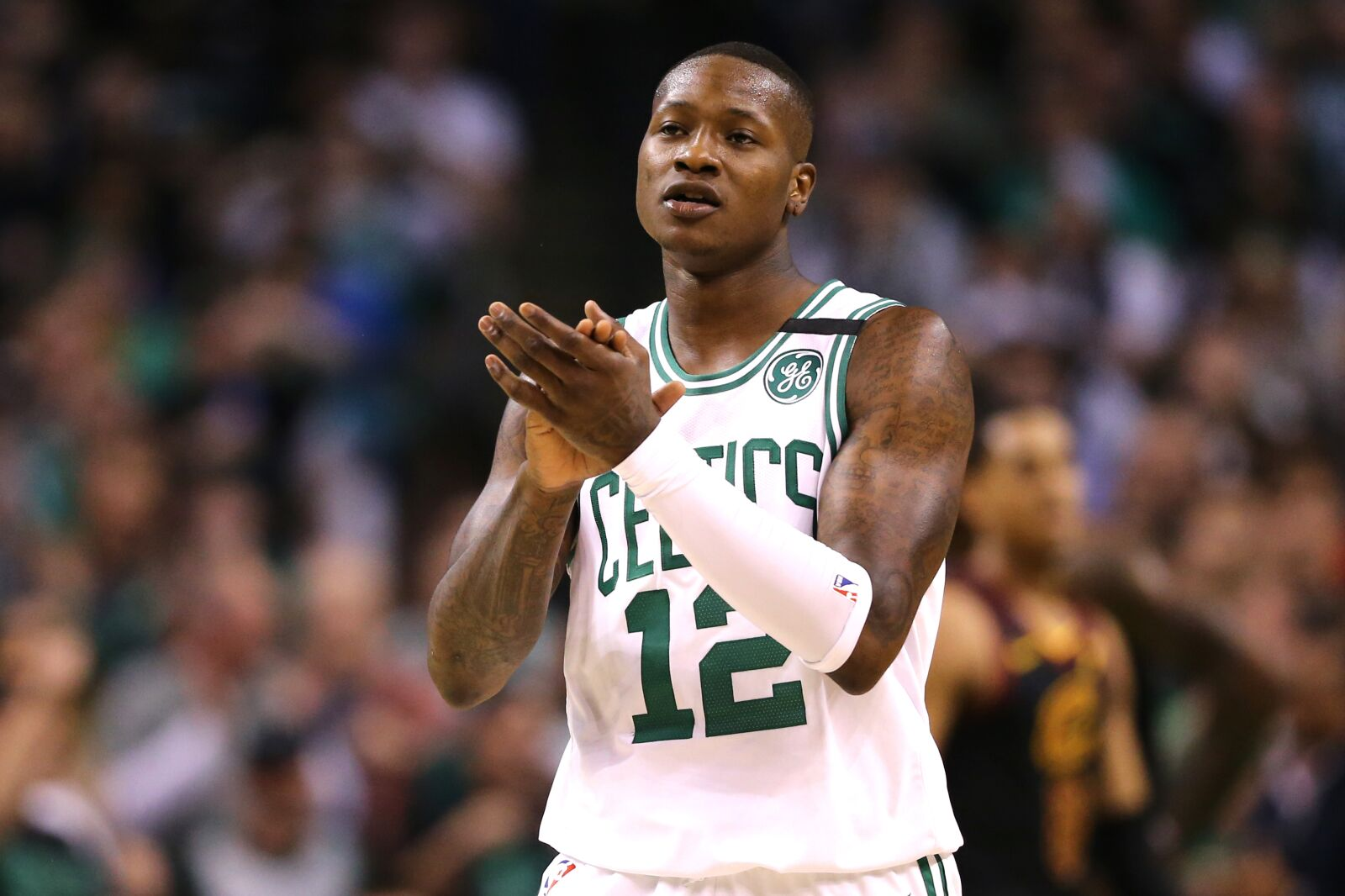 boston celtics terry roziers contract situation going
