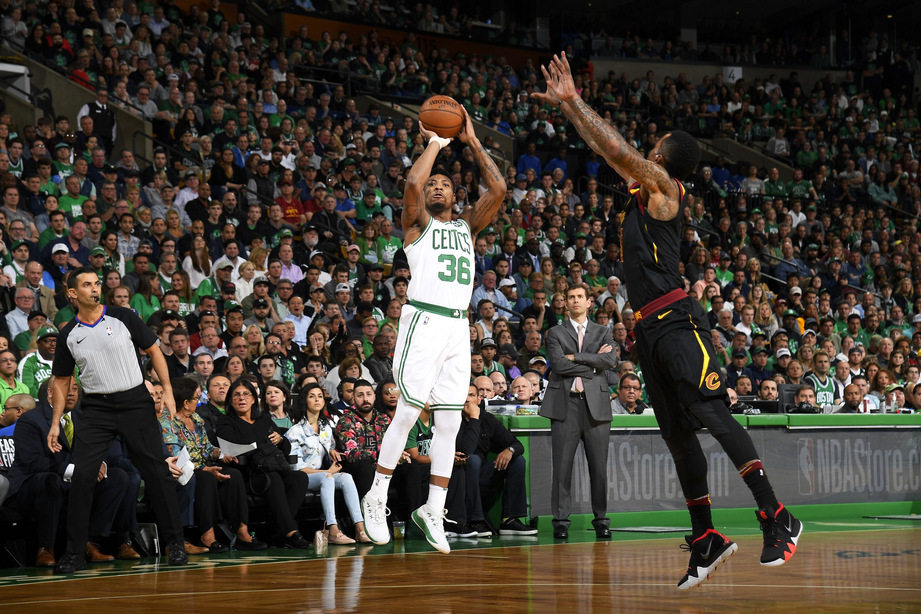 Boston Celtics: Marcus Smart isn't captain material