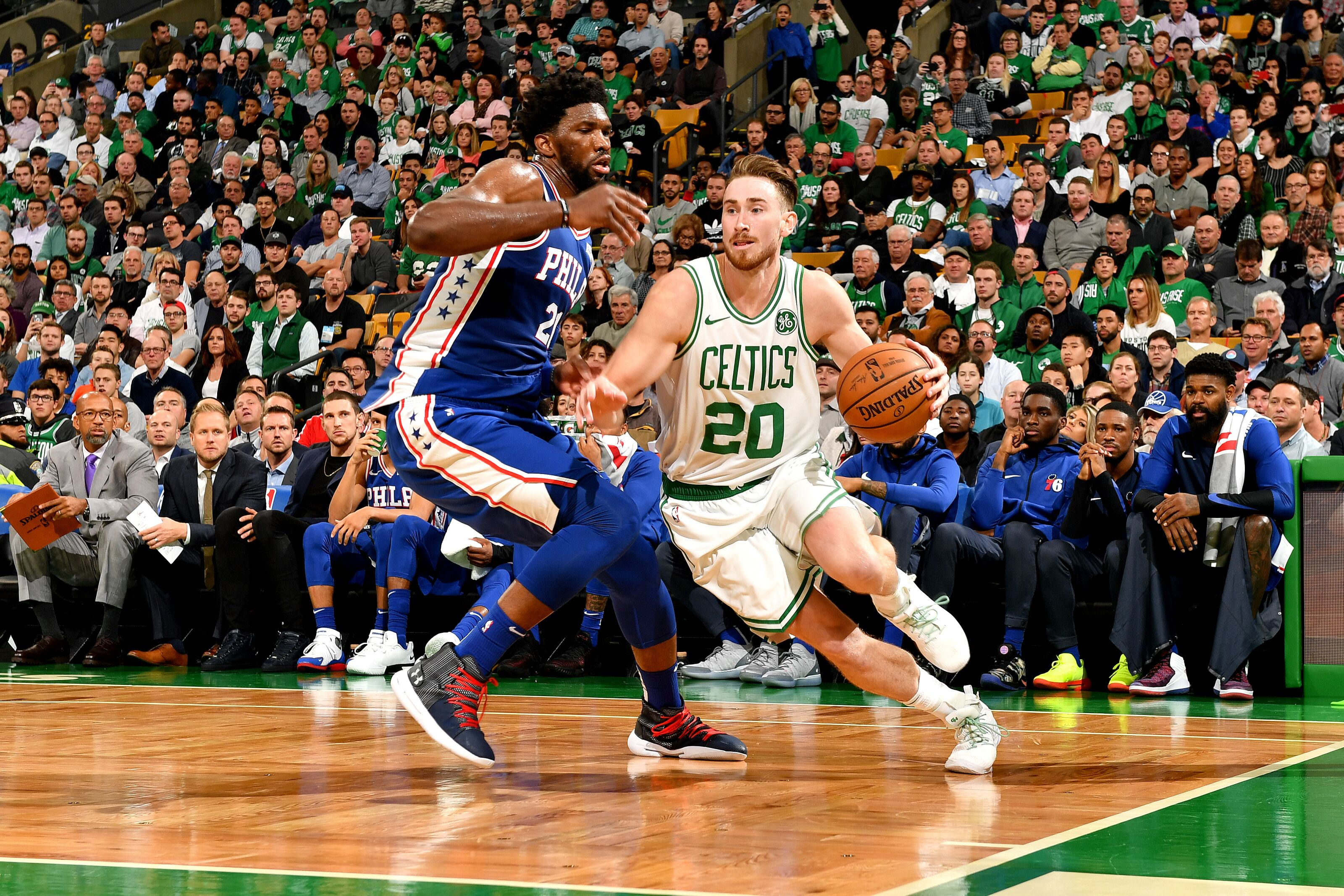 Celtics Host Sixers: Highlights, Score and recap from NBA