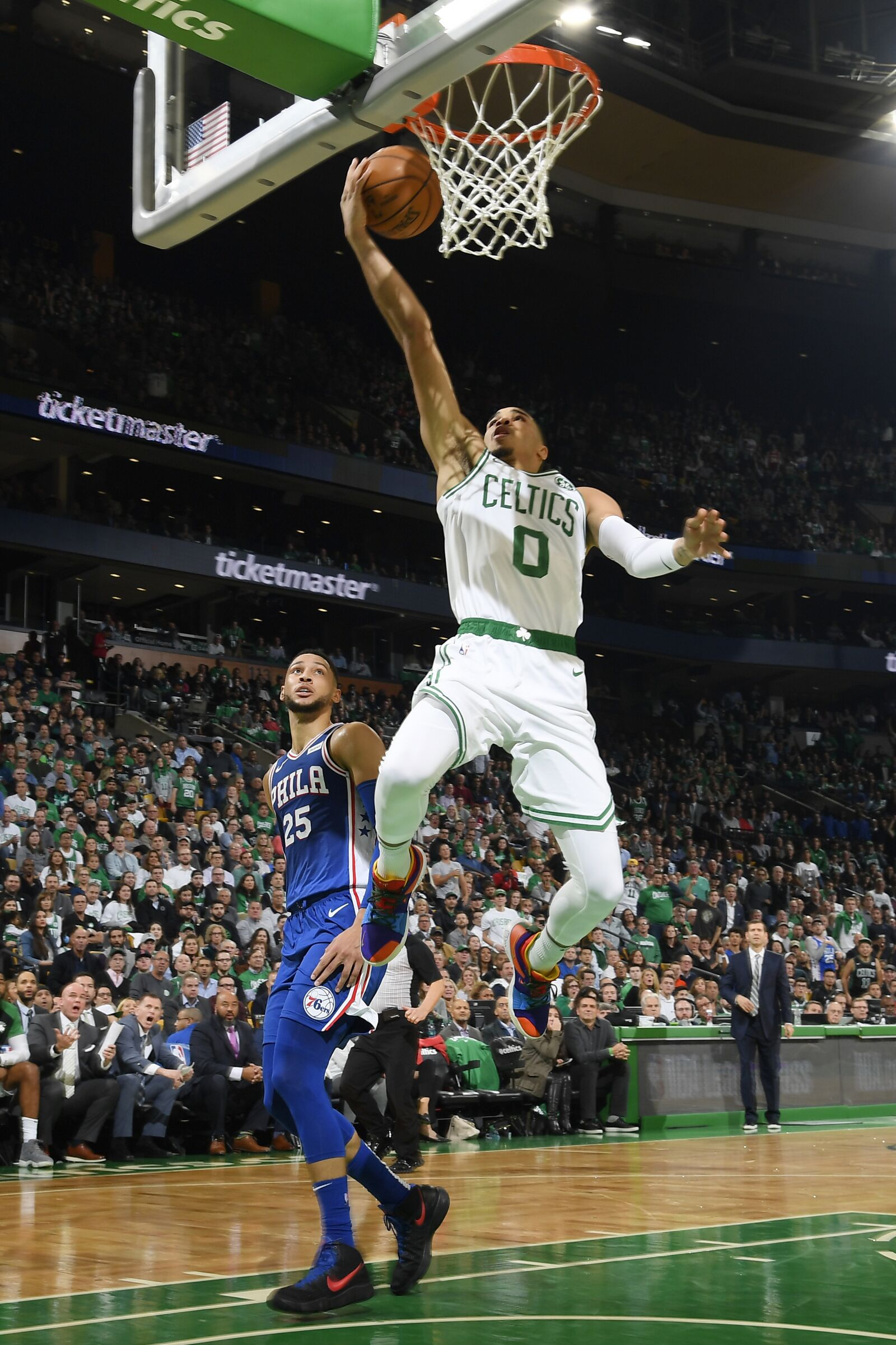 Celtics Host Sixers: Highlights, Score and recap from NBA Opening