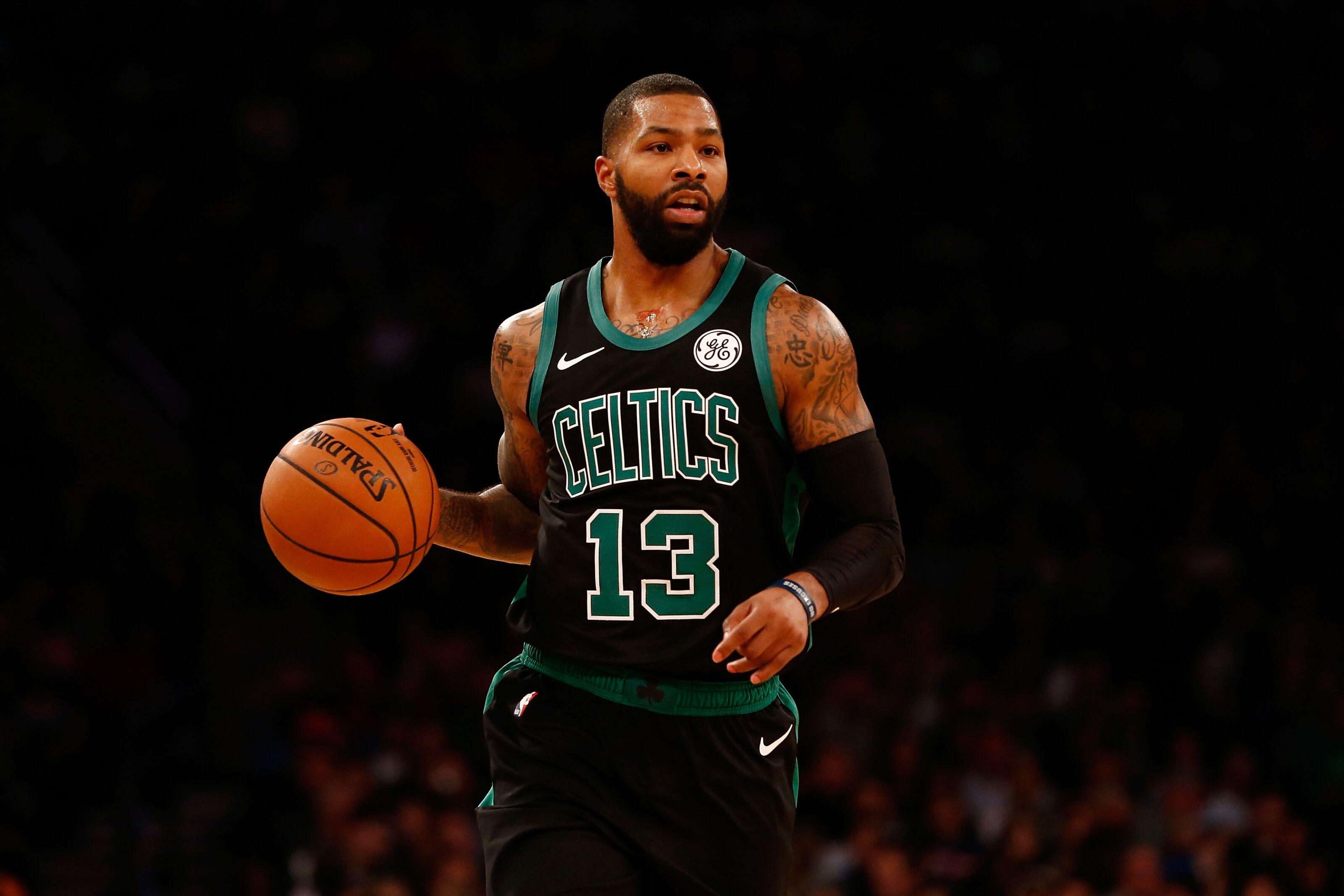 0c41bfaaae5 Boston Celtics  Why Marcus Morris is the Team s Early Season MVP