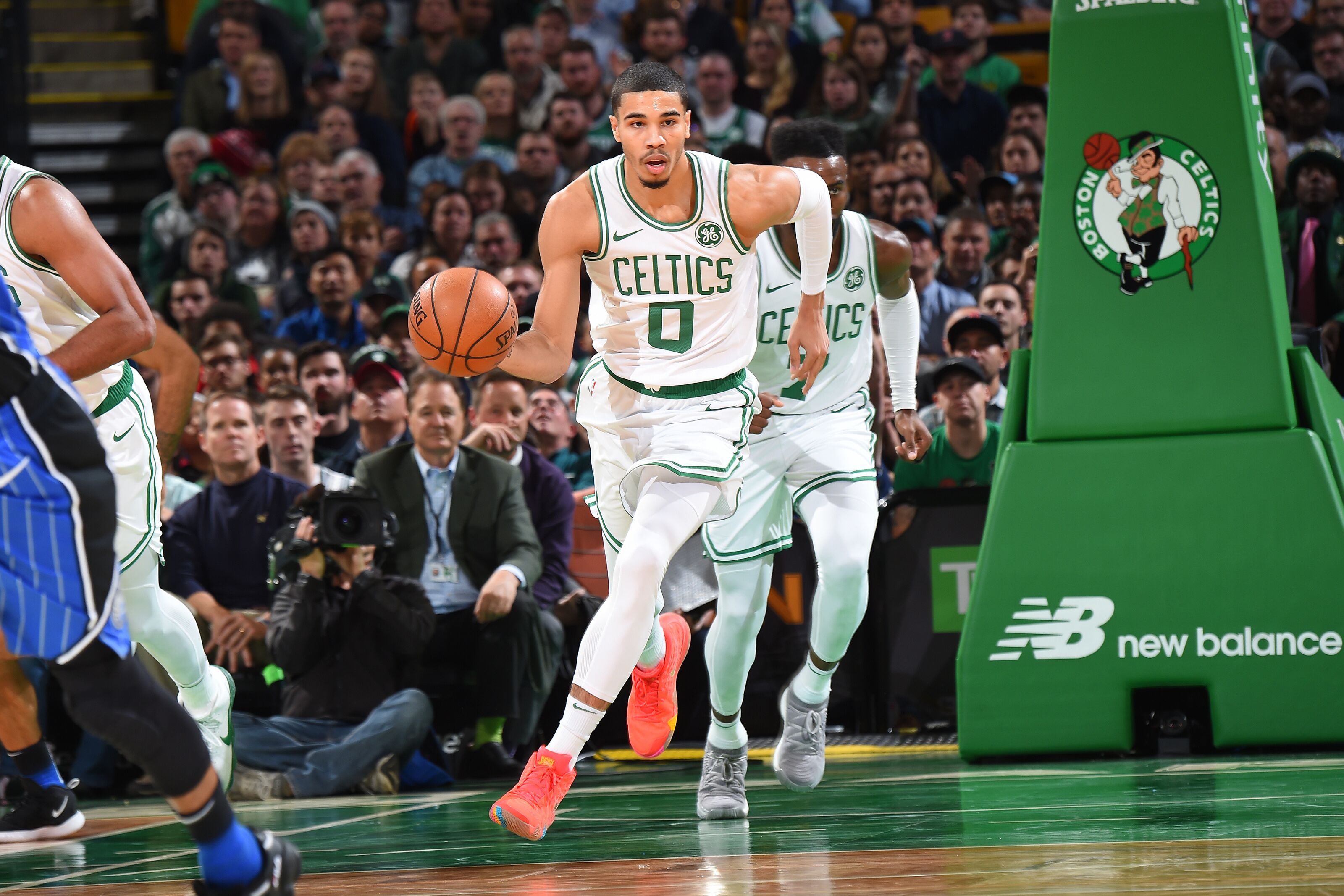 d5ec3366a95 Jayson Tatum Gives the Boston Celtics Lineup Flexibility