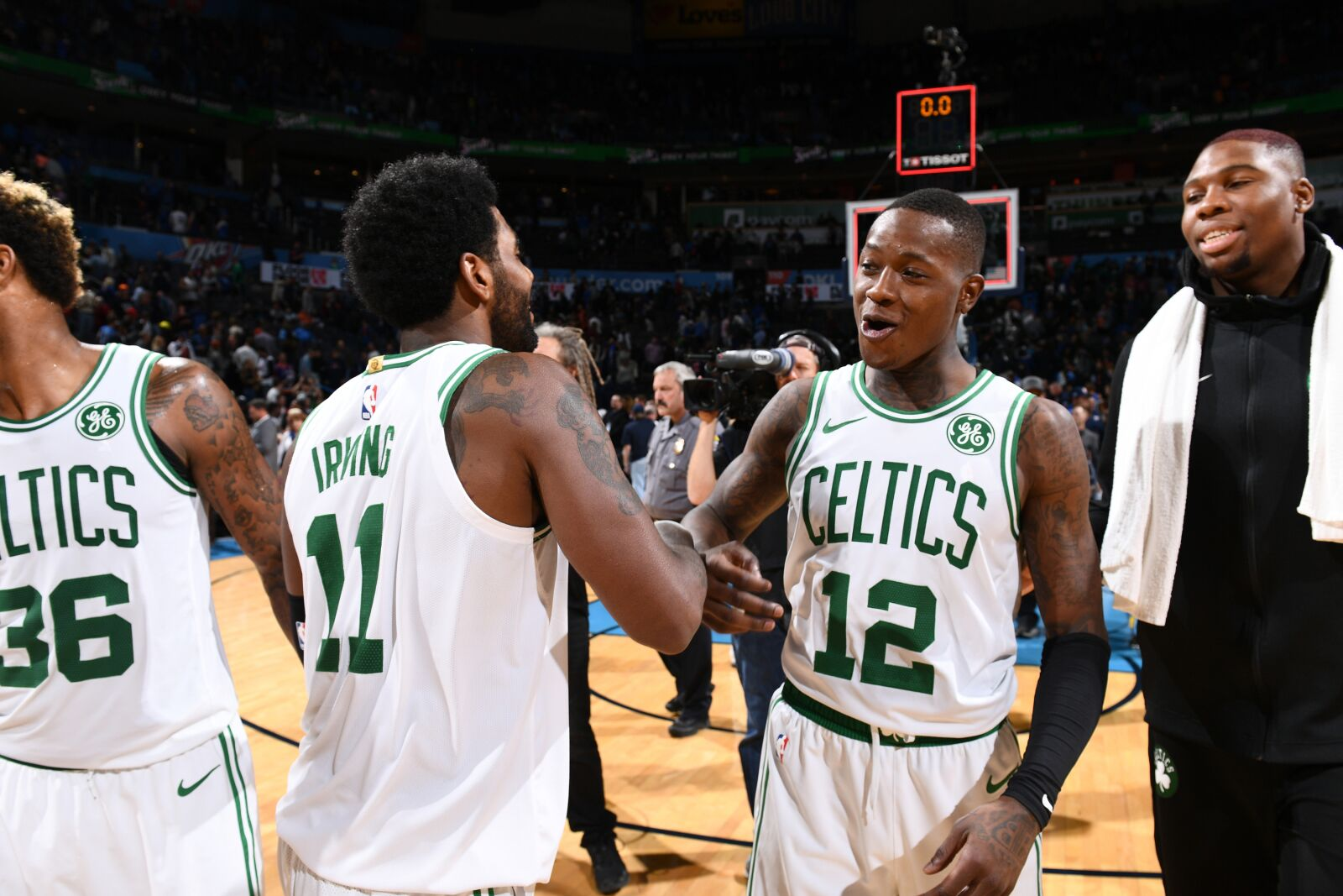 Boston Celtics: Four Possible Terry Rozier Sign-and-Trade Options