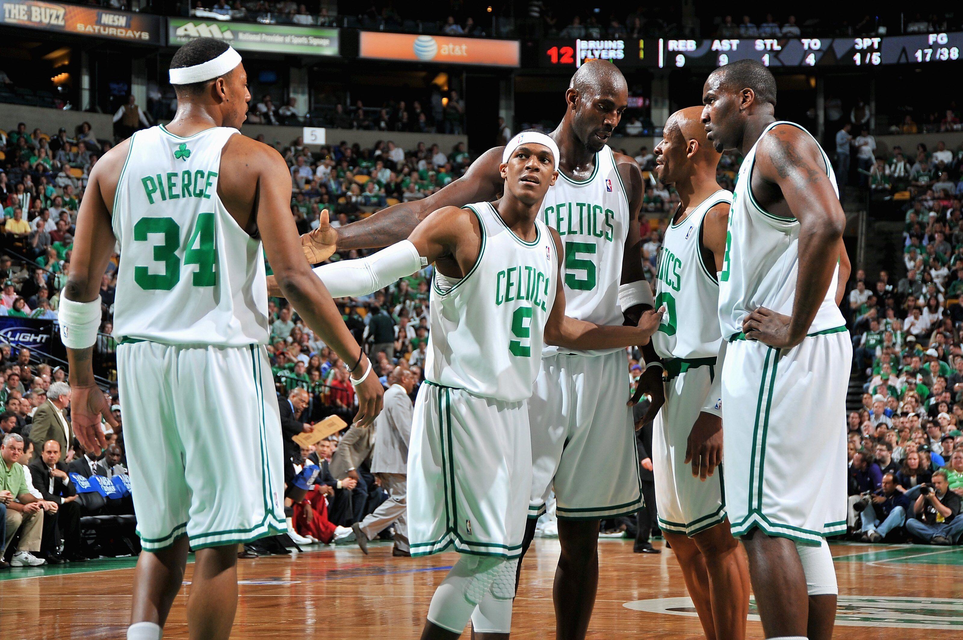 Naming the Boston Celtics All-Decade First Team