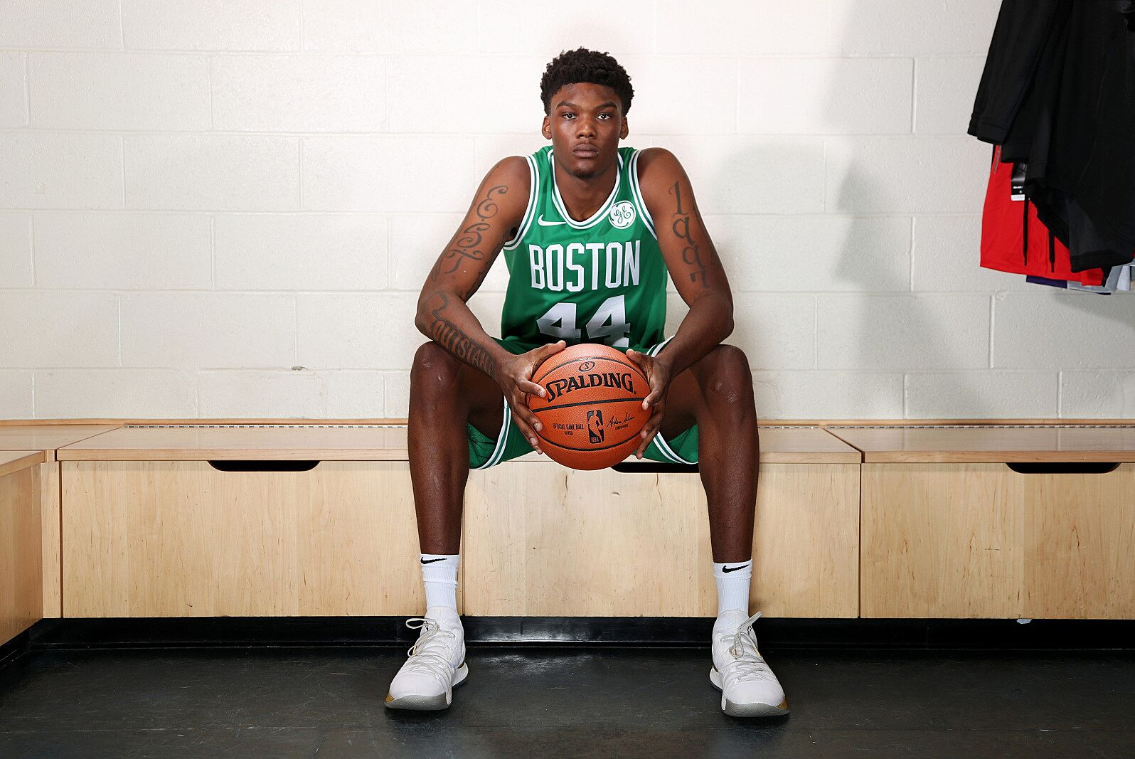a17afa7c8 Robert Williams III at the NBA Rookie Photo Shoot (Photo by Nathaniel S.  Butler NBAE via Getty Images)
