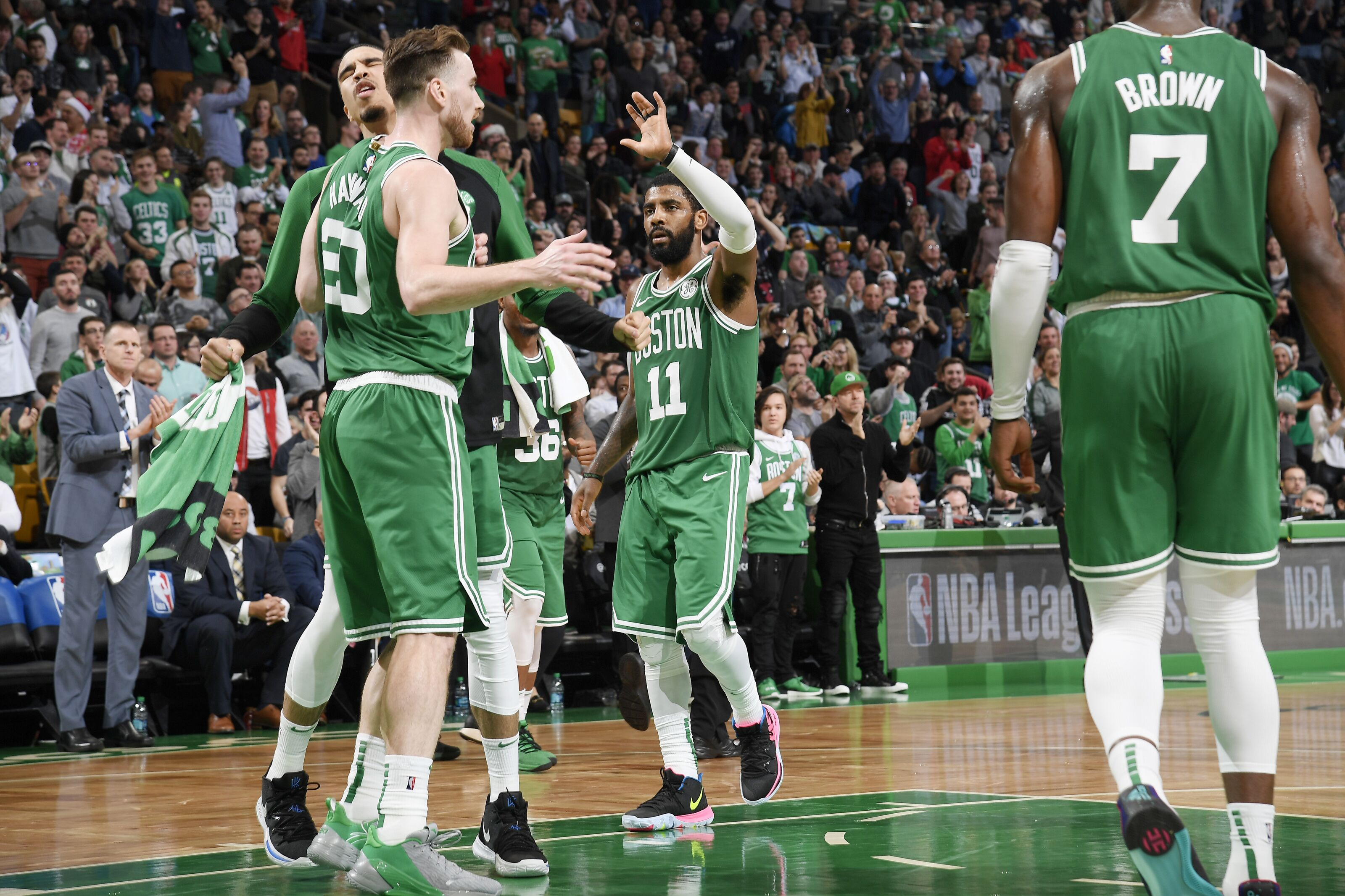 Assessing the state of the Boston Celtics entering the ...