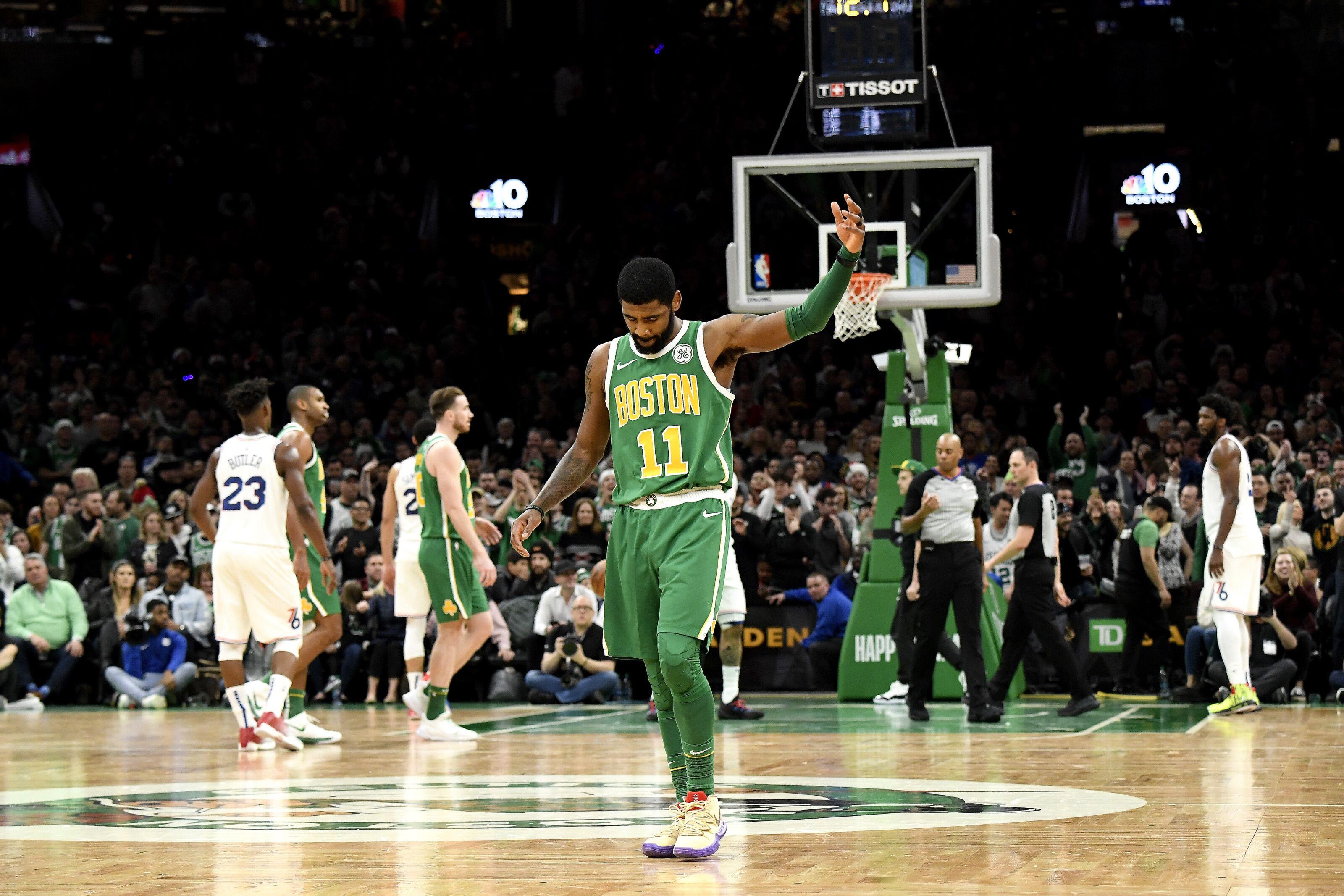 d86e52c5b Are the Philadelphia 76ers better than the Boston Celtics after Tobias  Harris trade