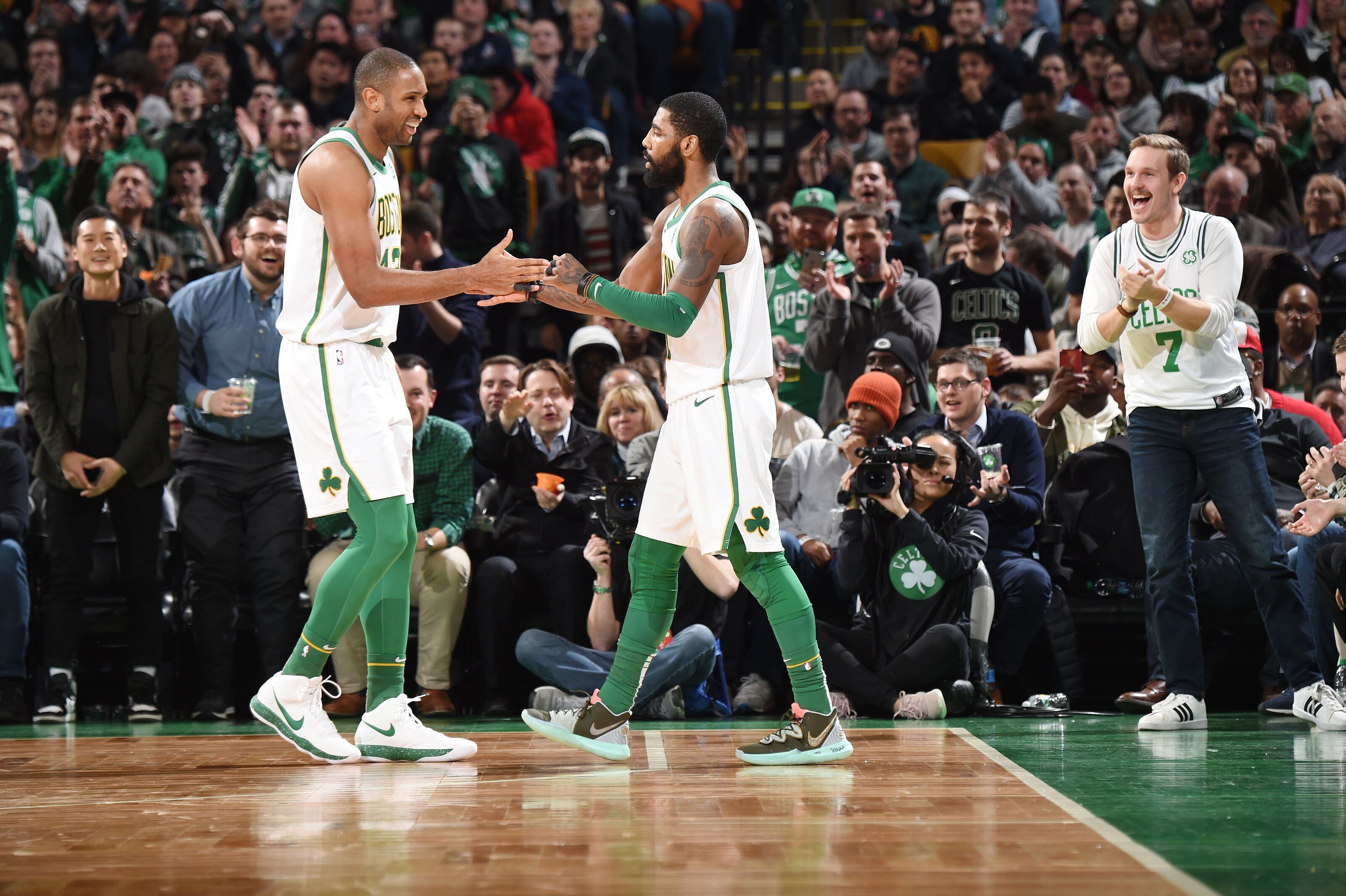 0dd3521c33ed Kyrie Irving and Al Horford OUT for Boston Celtics vs Cleveland Cavaliers
