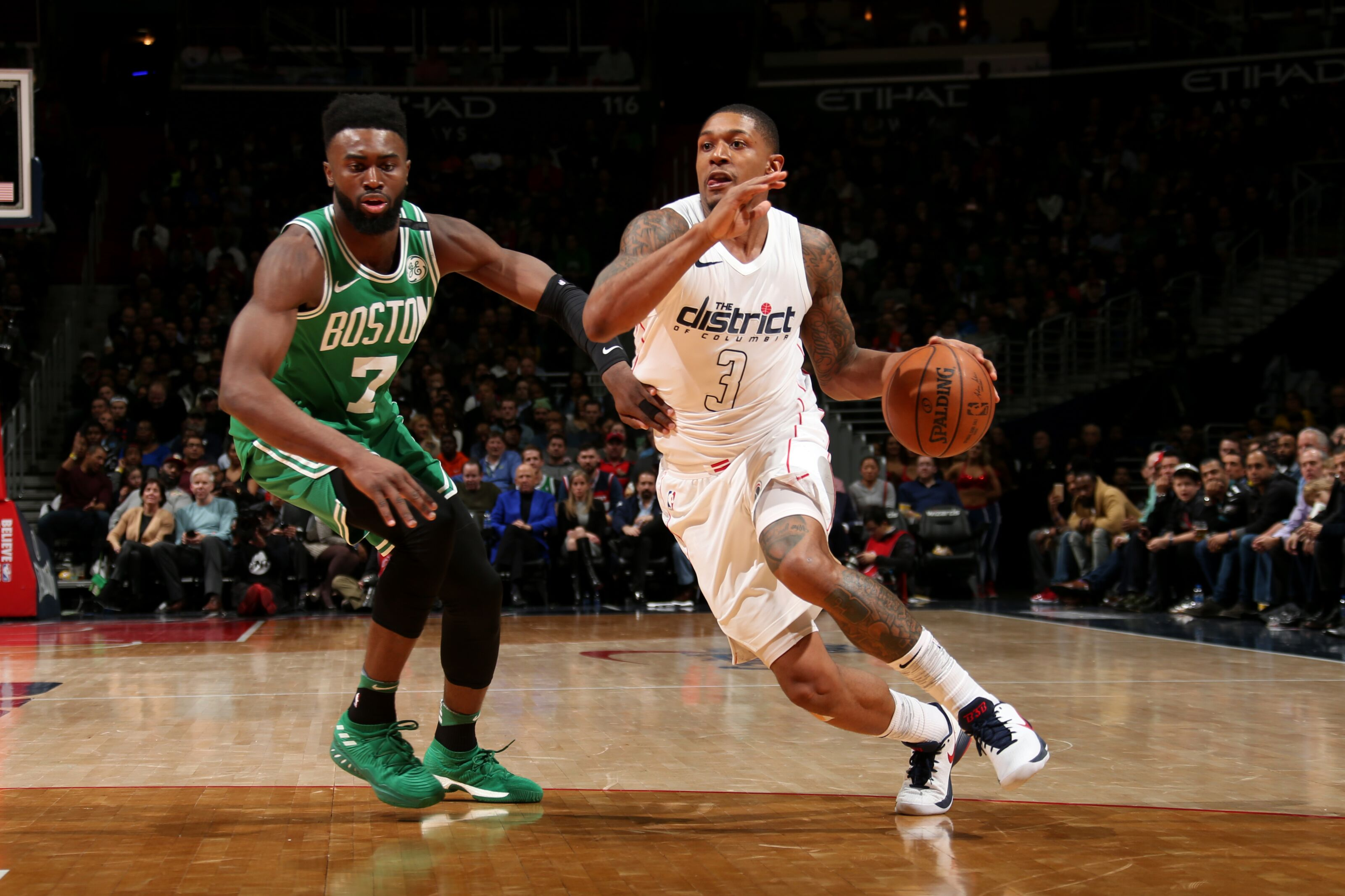 Why the Boston Celtics shouldn't trade for Bradley Beal