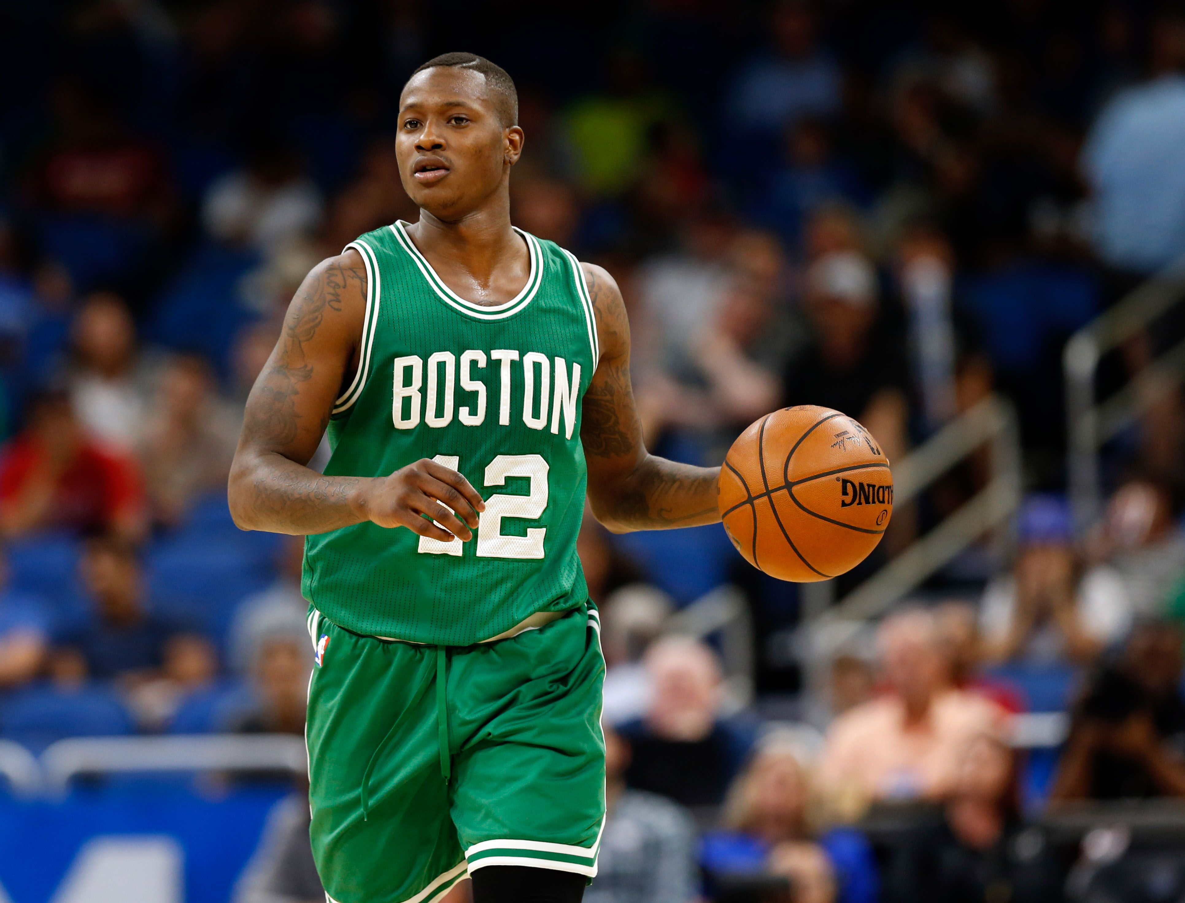 Terry Rozier: Terry Rozier's Confidence As A Three-Point Shooter Growing