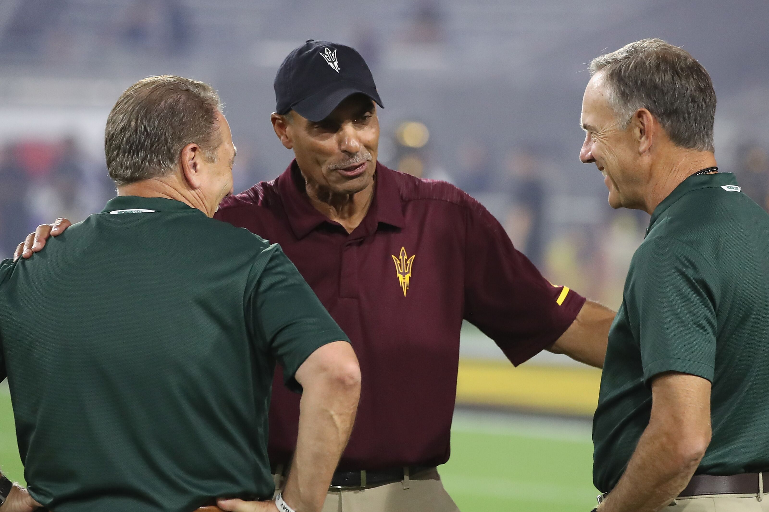 Herm Edwards on understanding the Sixties
