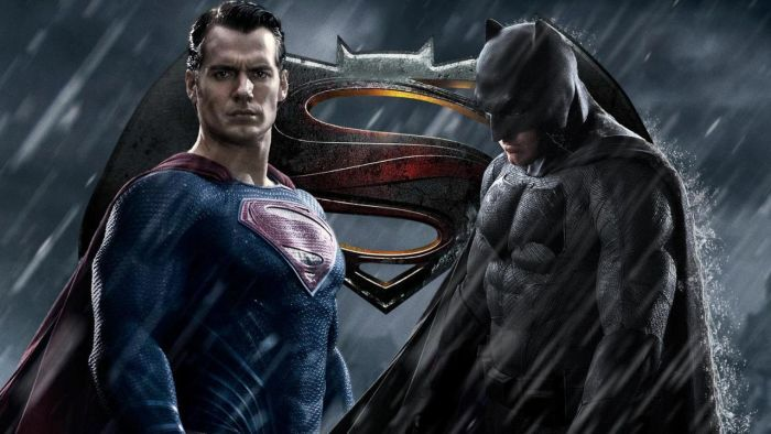 Batman vs superman dawn of justice set photos