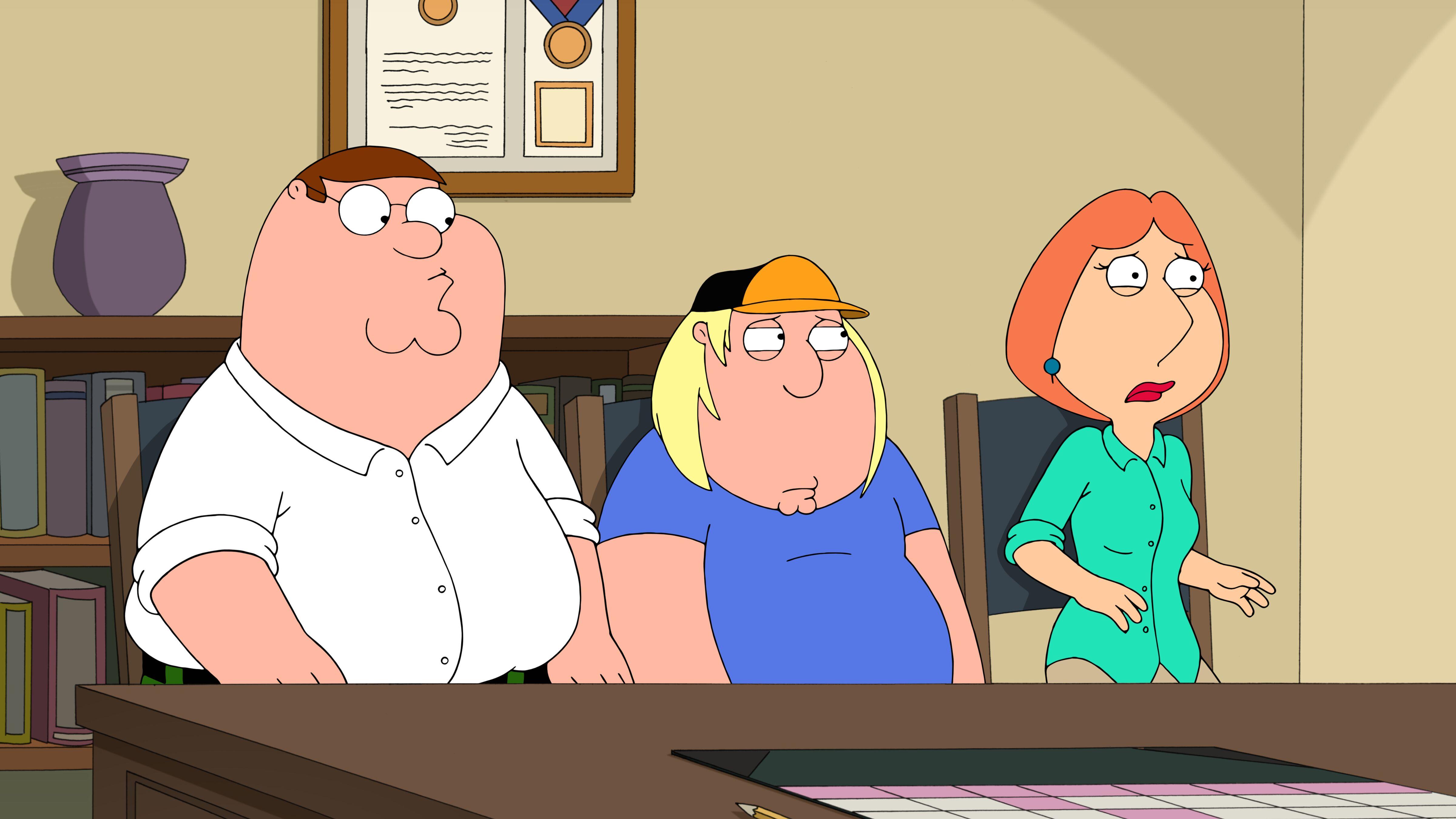 Family Guy Stream Season 14