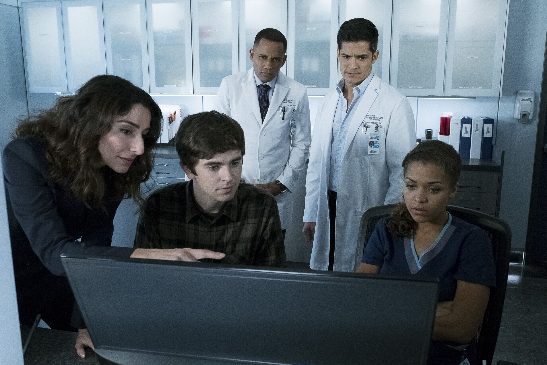 netflix the good doctor