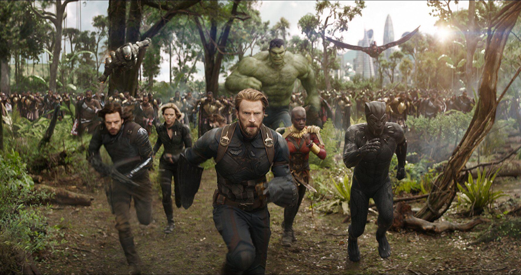 Avengers 4 concept art of Quantum Suits add context to set images