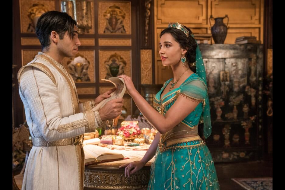 Watch Aladdin: Now playing in theaters