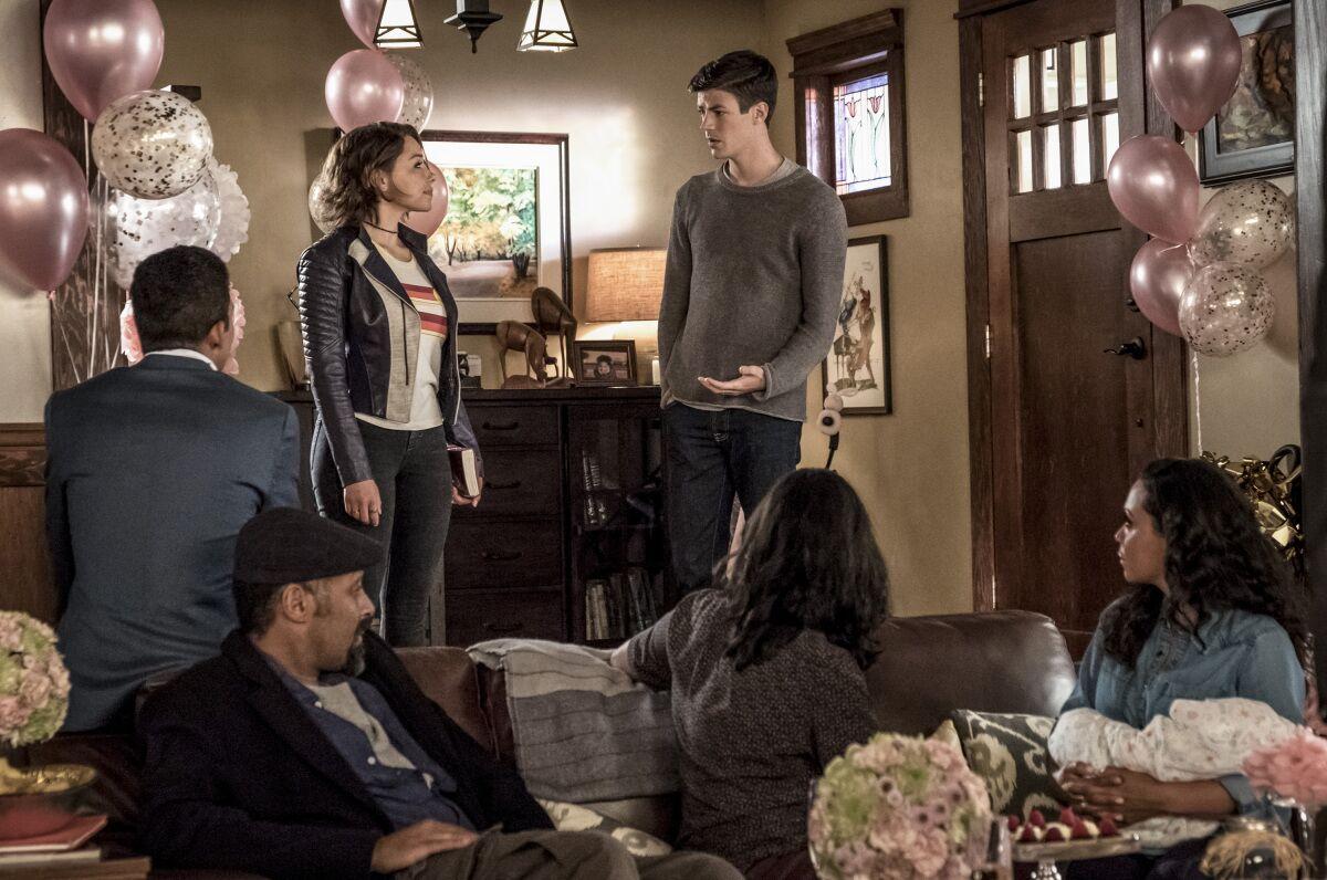 Watch The Flash Season 5: Now streaming on Netflix