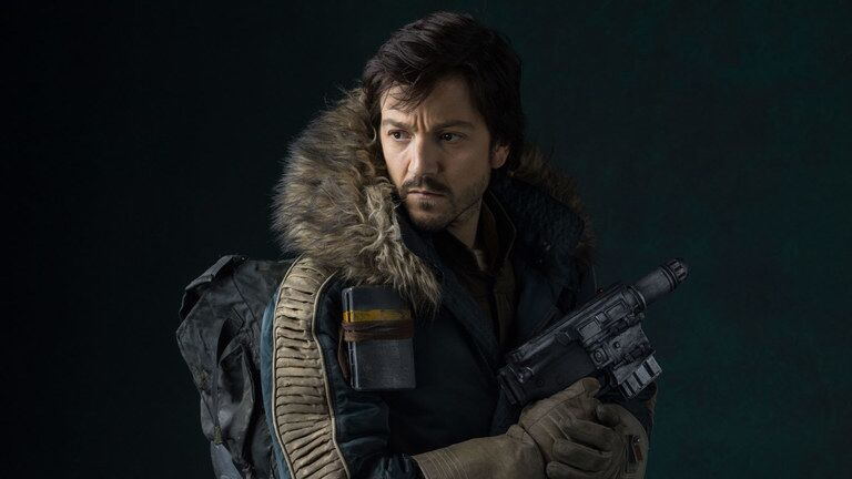 Cassian Andor: George Lucas to write after over a decade